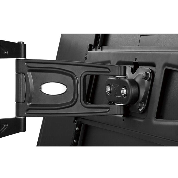 Atdec Telehook Full Motion Tilt/Articulating Arm Wall Mount for up to