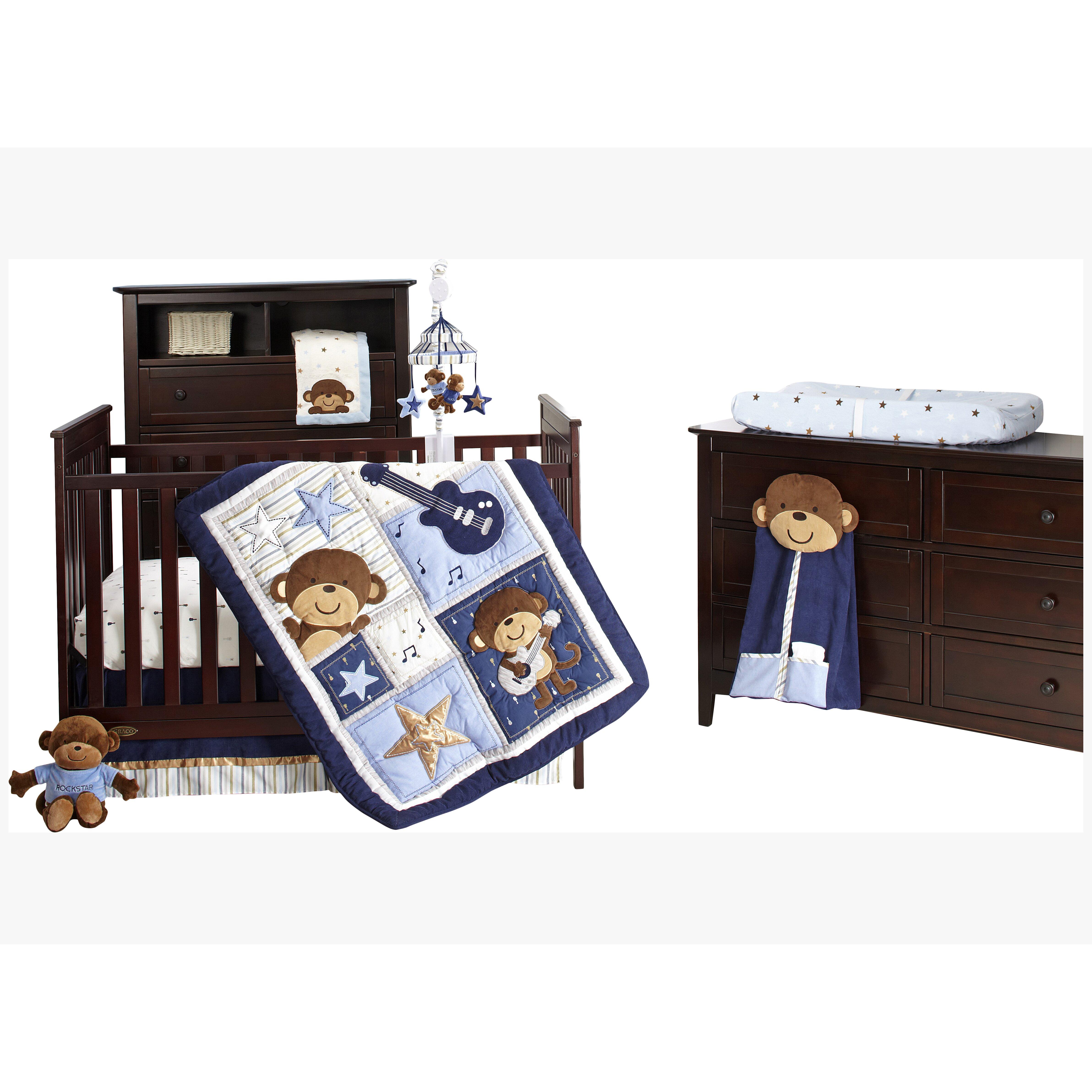 Monkey Pirate Crib Bedding Design Ideas