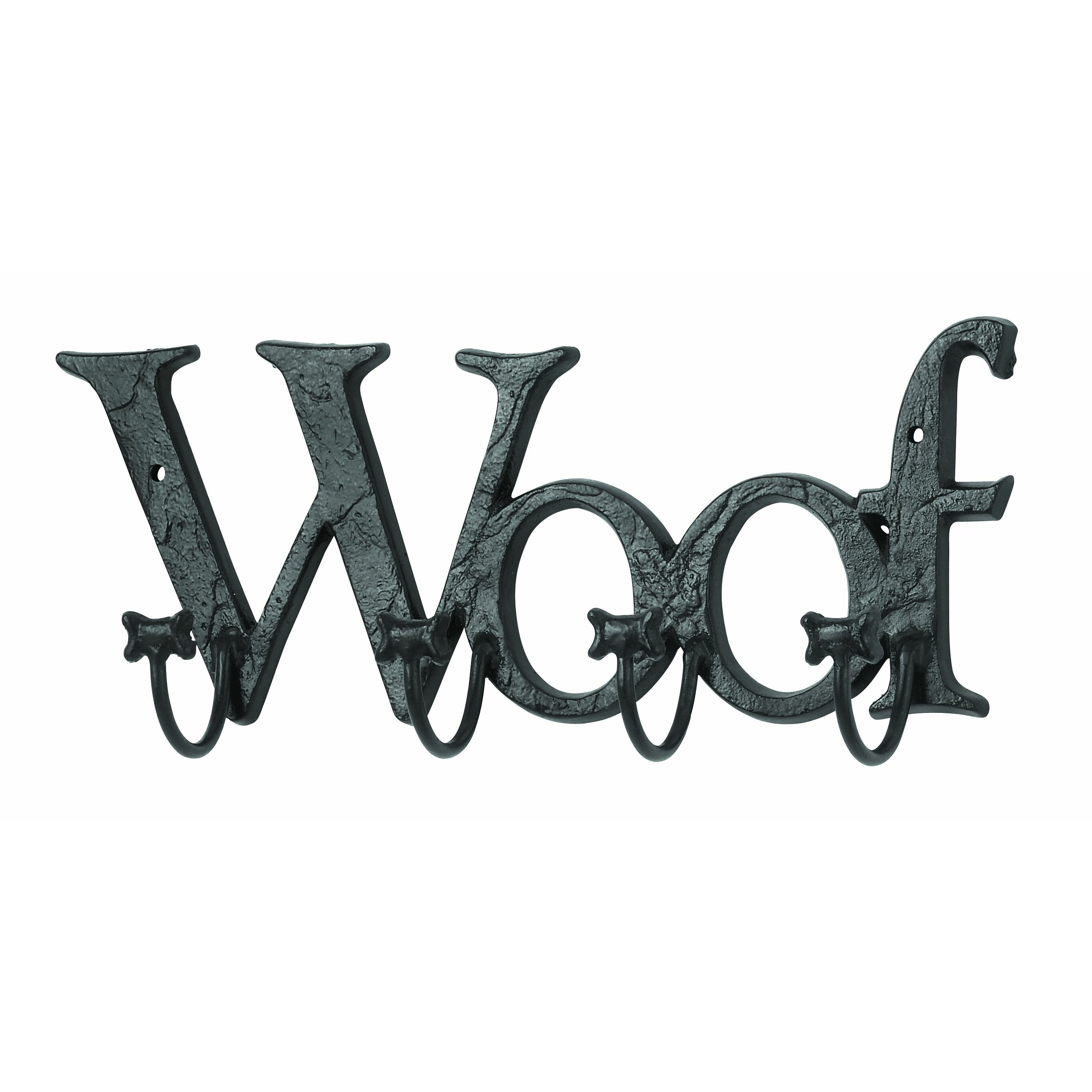 Woodland Imports Mankind's Best Friend Coat Hook & Reviews ...