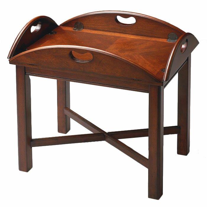 Butler Plantation Cherry Butler's Coffee Table & Reviews