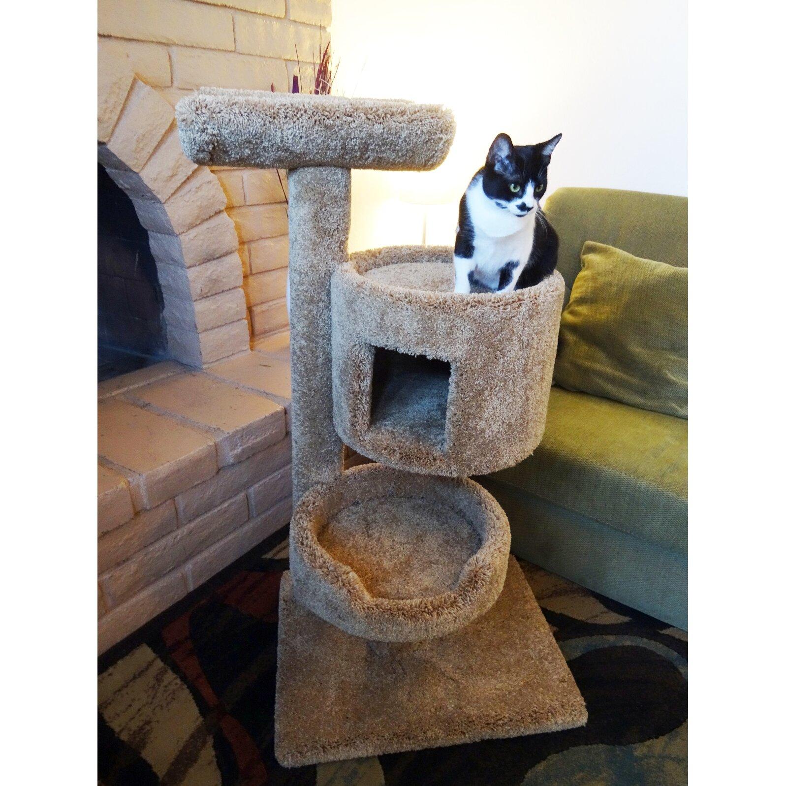 New Cat Condos 45 Quot Premier Bungalow Cat Tree Amp Reviews