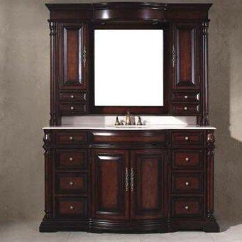 james martin furniture egwene 62 quot  single bathroom vanity Vanities for Small Bathrooms Vanities for Small Bathrooms
