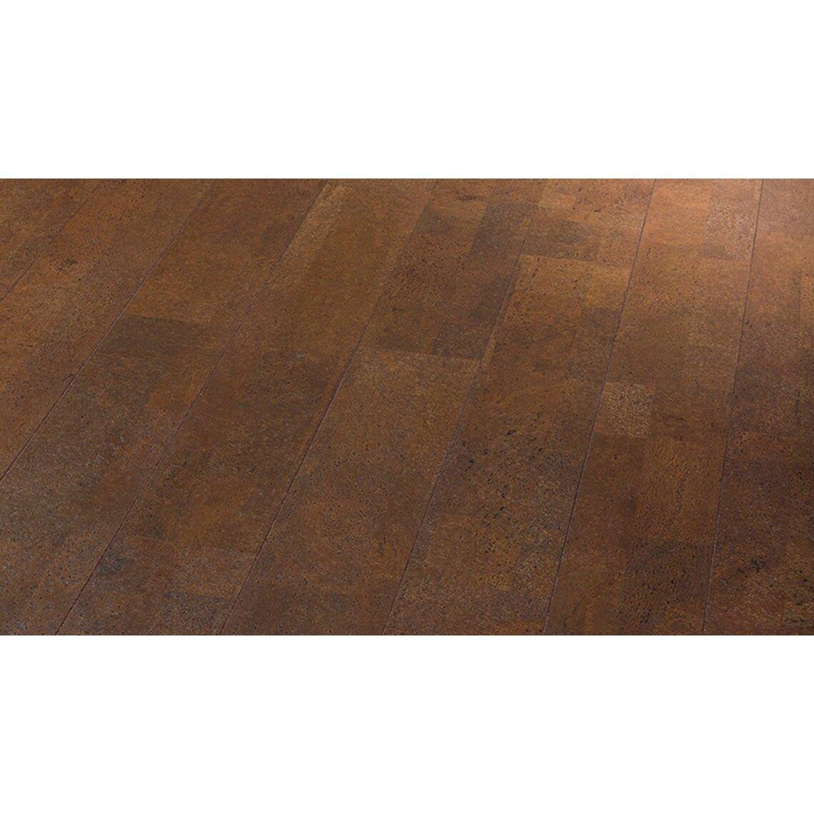 "Cork Flooring High Humidity: CorkComfort 11-5/8"" Engineered Cork And Oak Hardwood"
