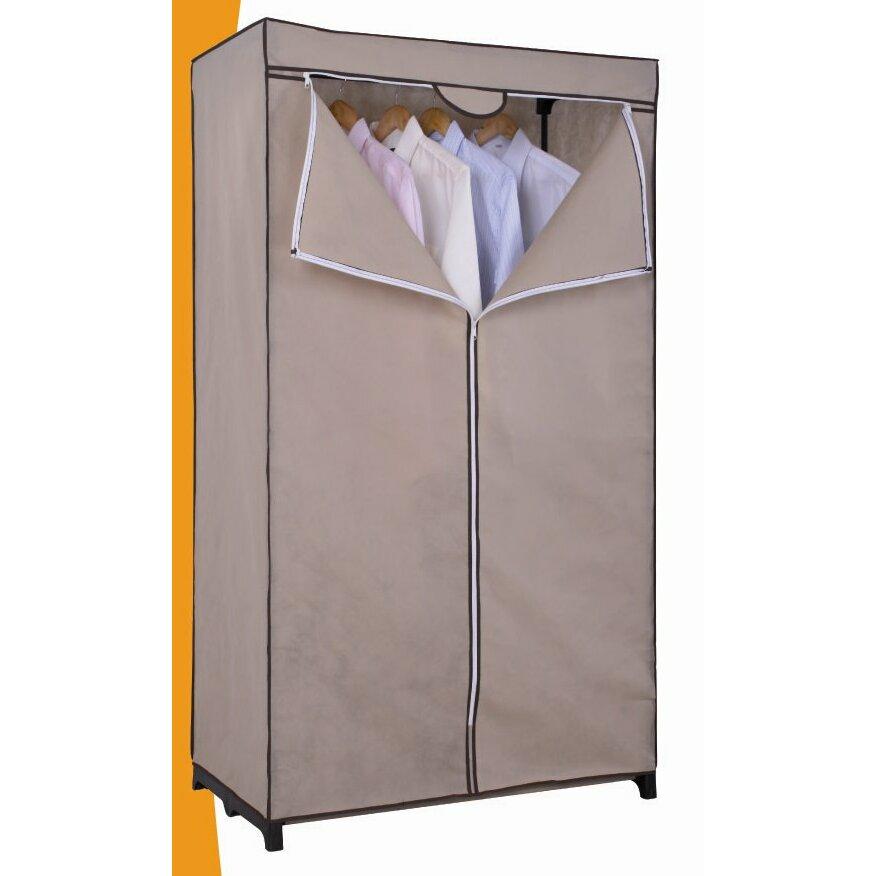 portable closet hanging rod 2