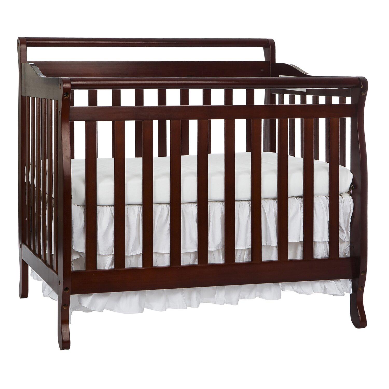 Dream On Me 4-in-1 Mini Convertible Crib & Reviews | Wayfair