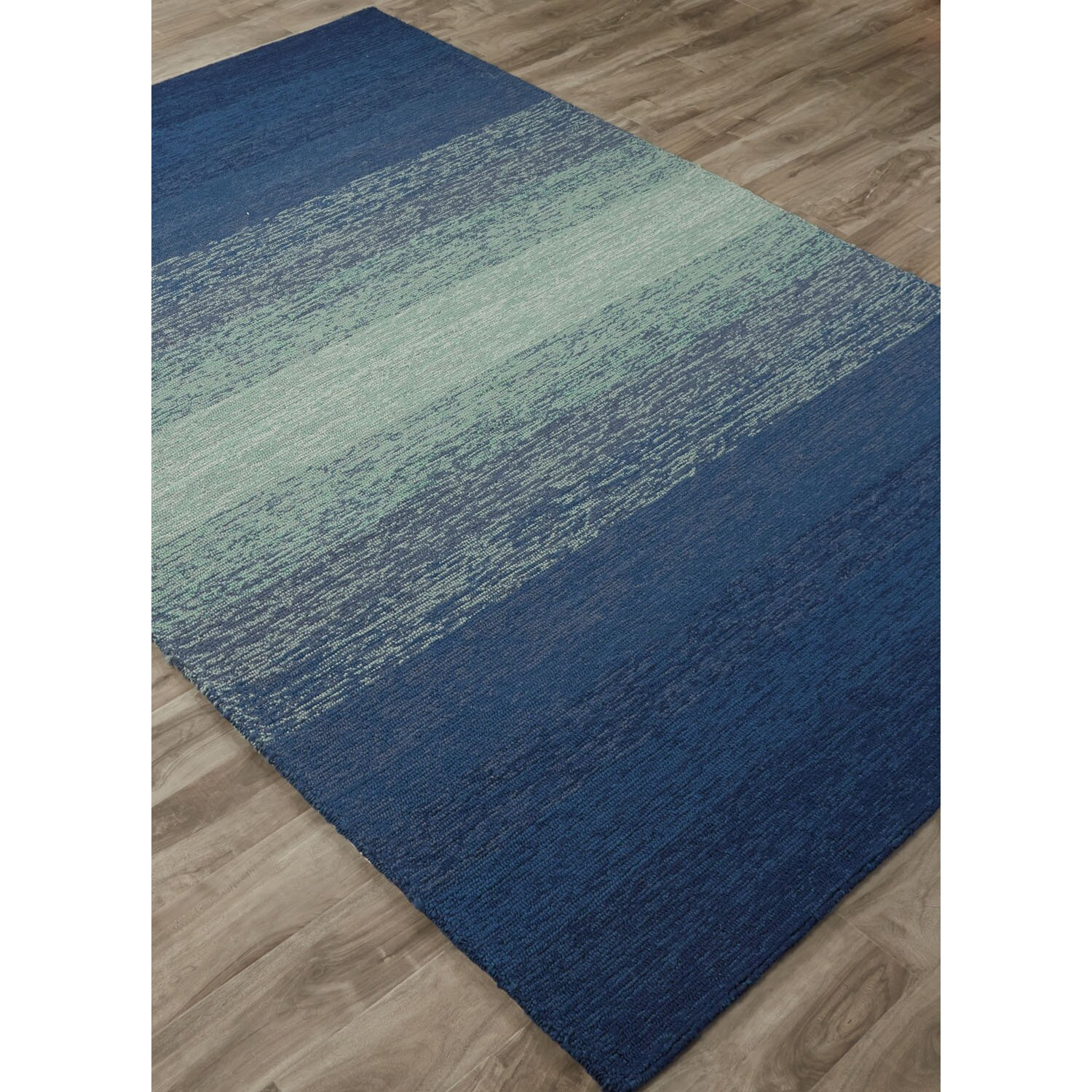 Catalina Blue Green Indoor Outdoor Area Rug