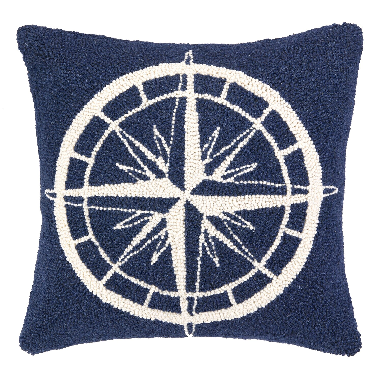 Breakwater Bay Compass Throw Pillow & Reviews Wayfair