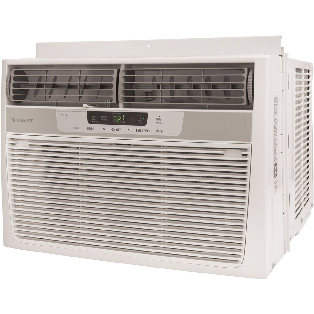 Frigidaire 12 000 btu window mounted compact air for 12 000 btu window air conditioner