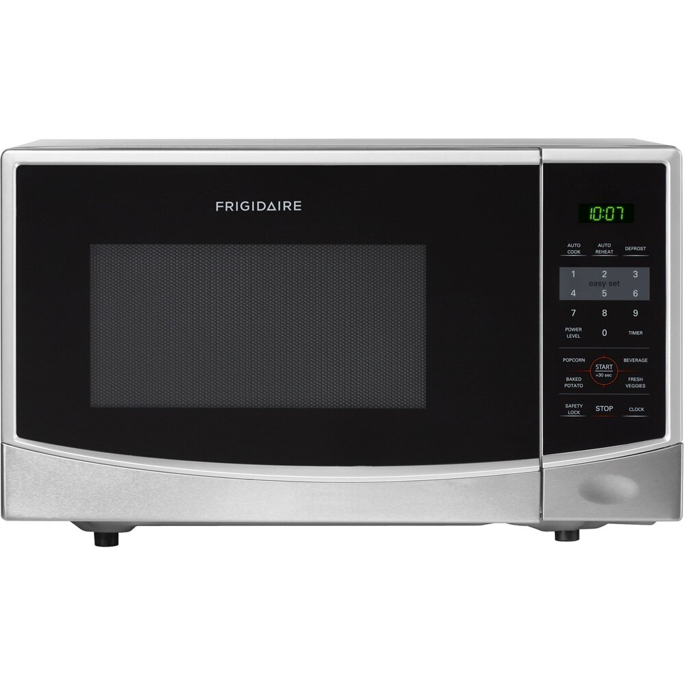 Countertop Microwave Reviews : Frigidaire 0.9 Cu. Ft. 900W Countertop Microwave & Reviews Wayfair