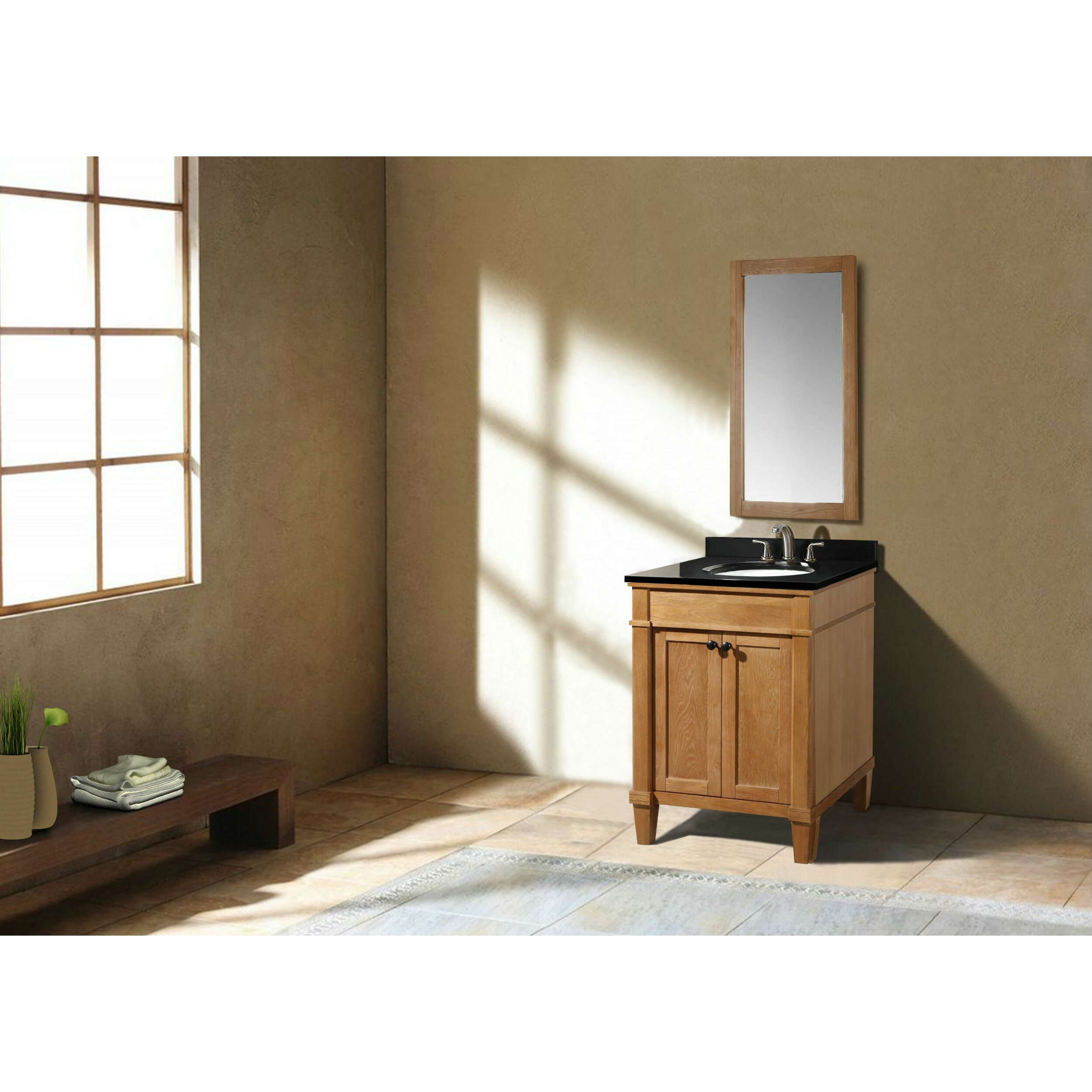 legion furniture 25 single bathroom vanity set reviews wayfair - Wayfair Bathroom Vanity