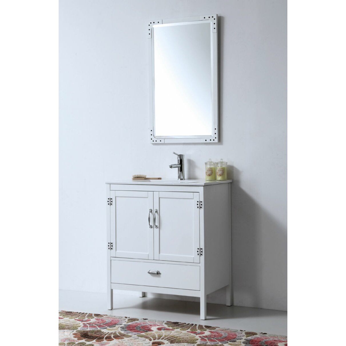 Legion Furniture 30quot; Single Bathroom Vanity Set amp; Reviews  Wayfair