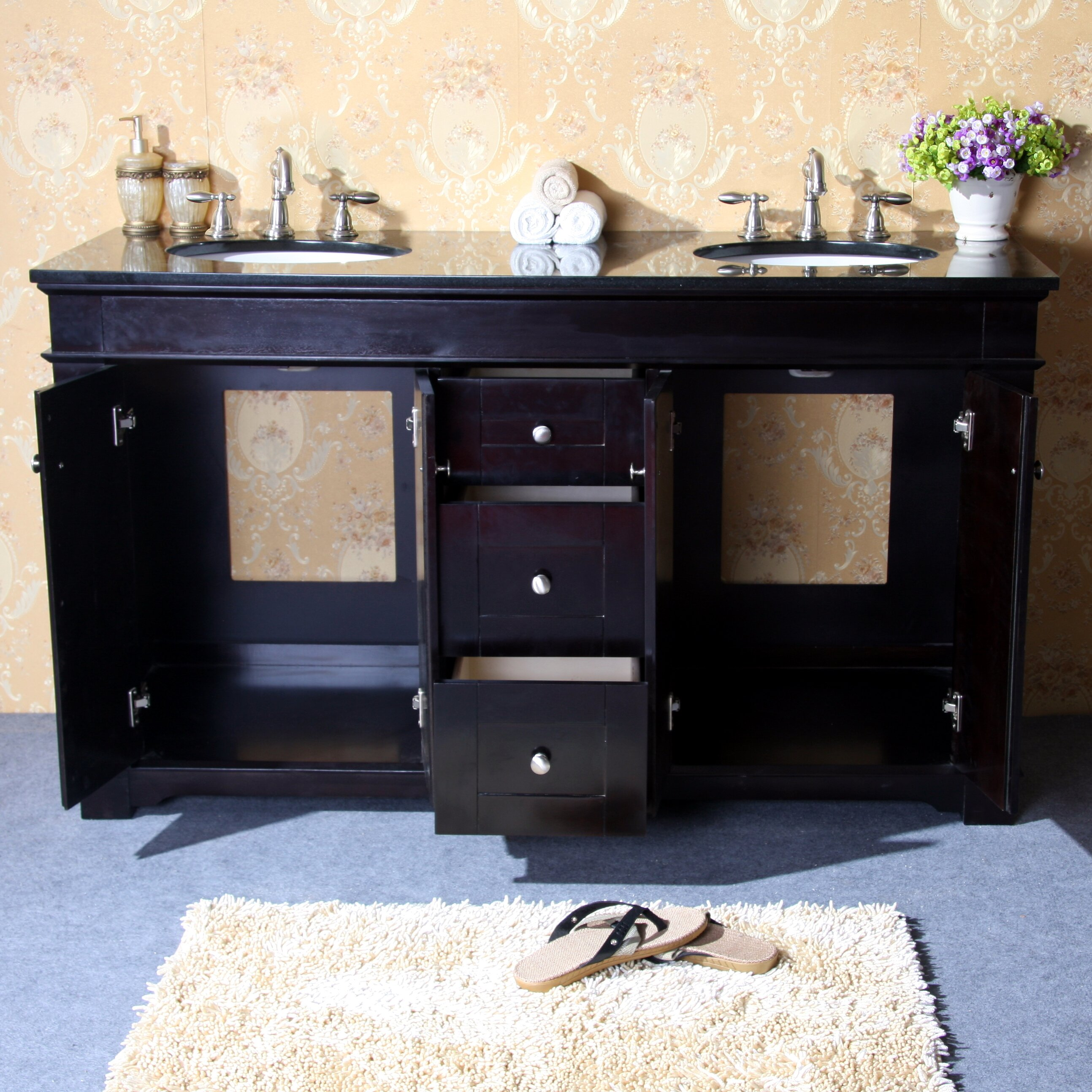 Legion Furniture Double Sink