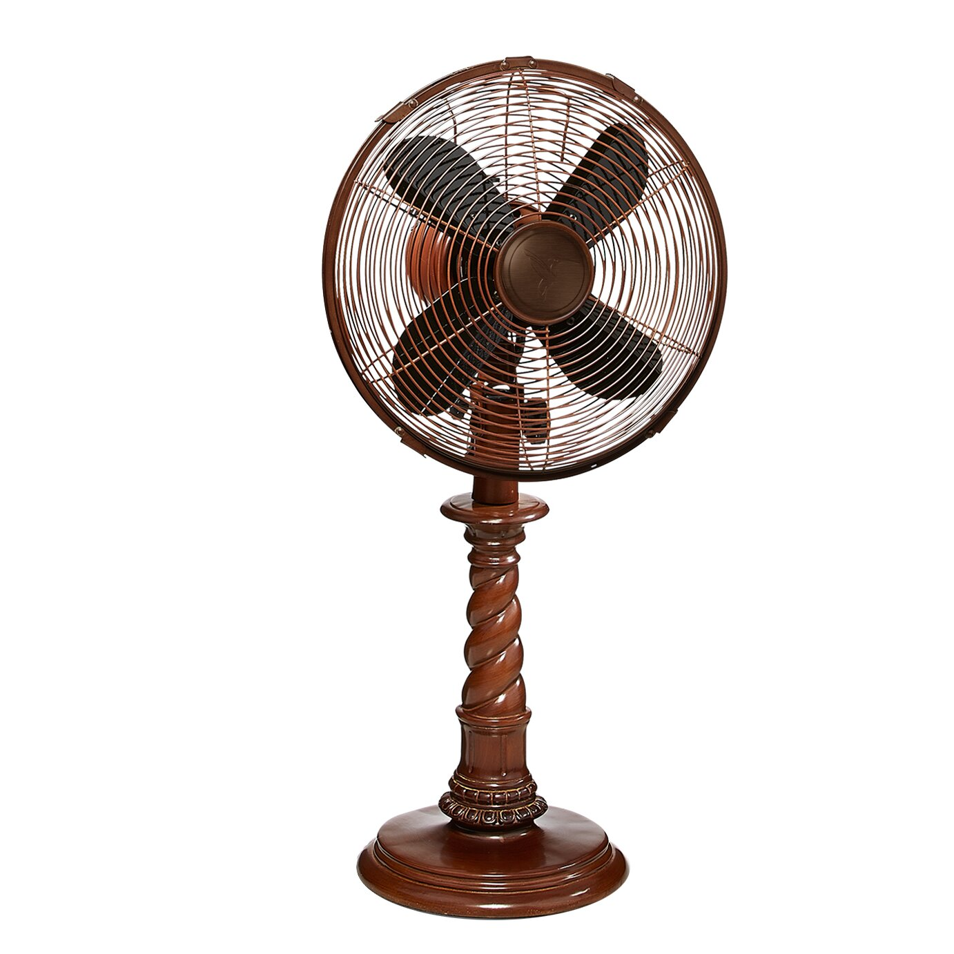 Raleigh Oscillating Table Fan by Deco Breeze #A1482A