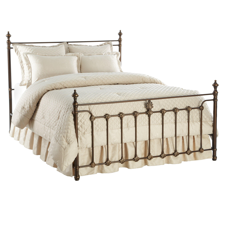 bombay heritage warton slat customizable bedroom set