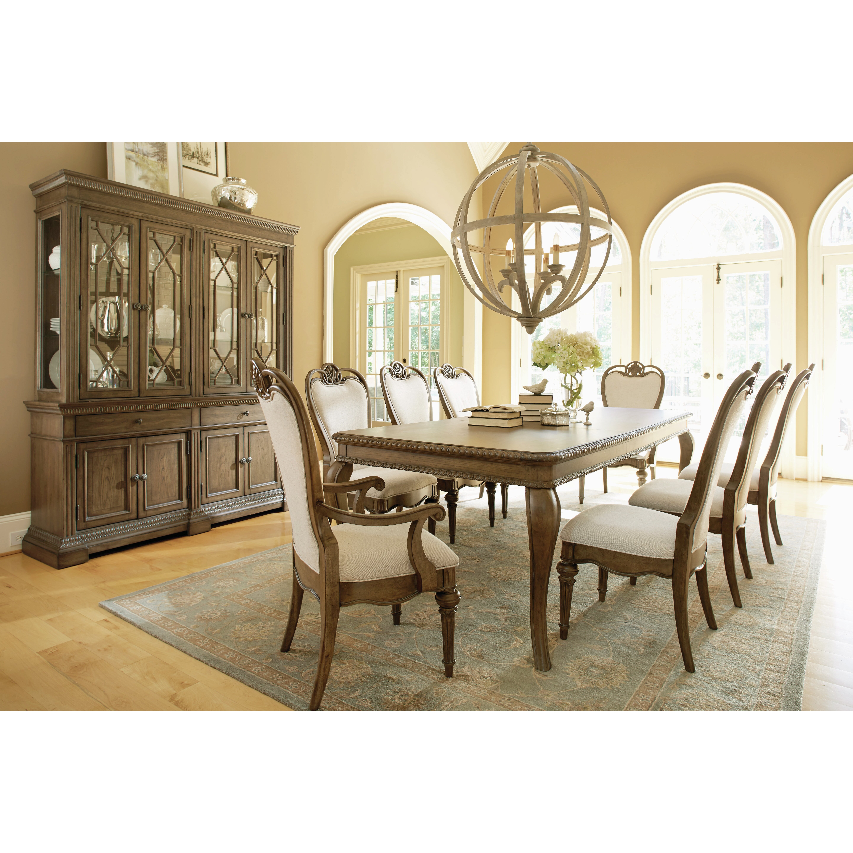 Neo Renaissance 9 Piece Traditional Dining: Legacy Classic Furniture Renaissance 9 Piece Dining Set