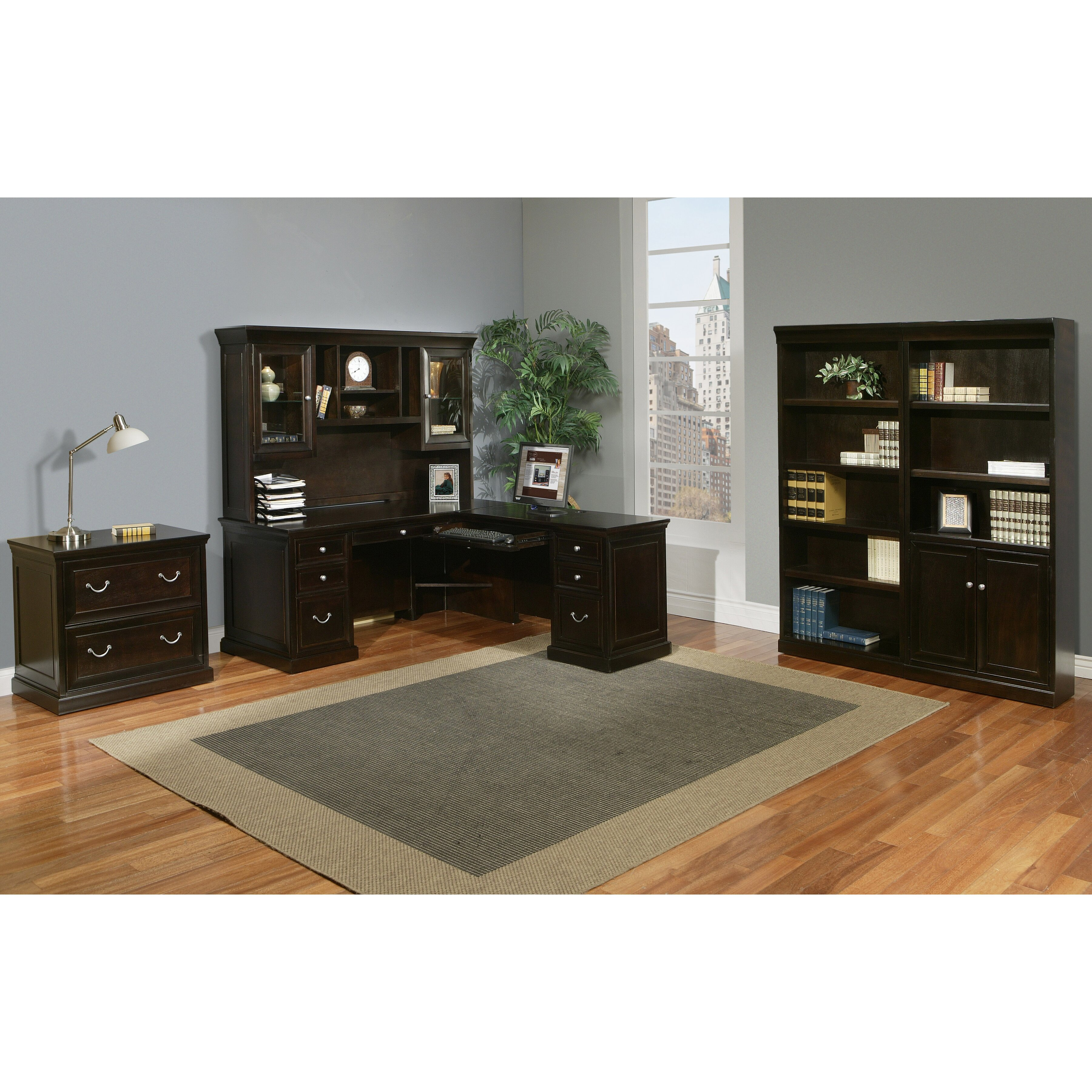 kathy ireland Home by Martin Furniture Fulton 5 Piece L