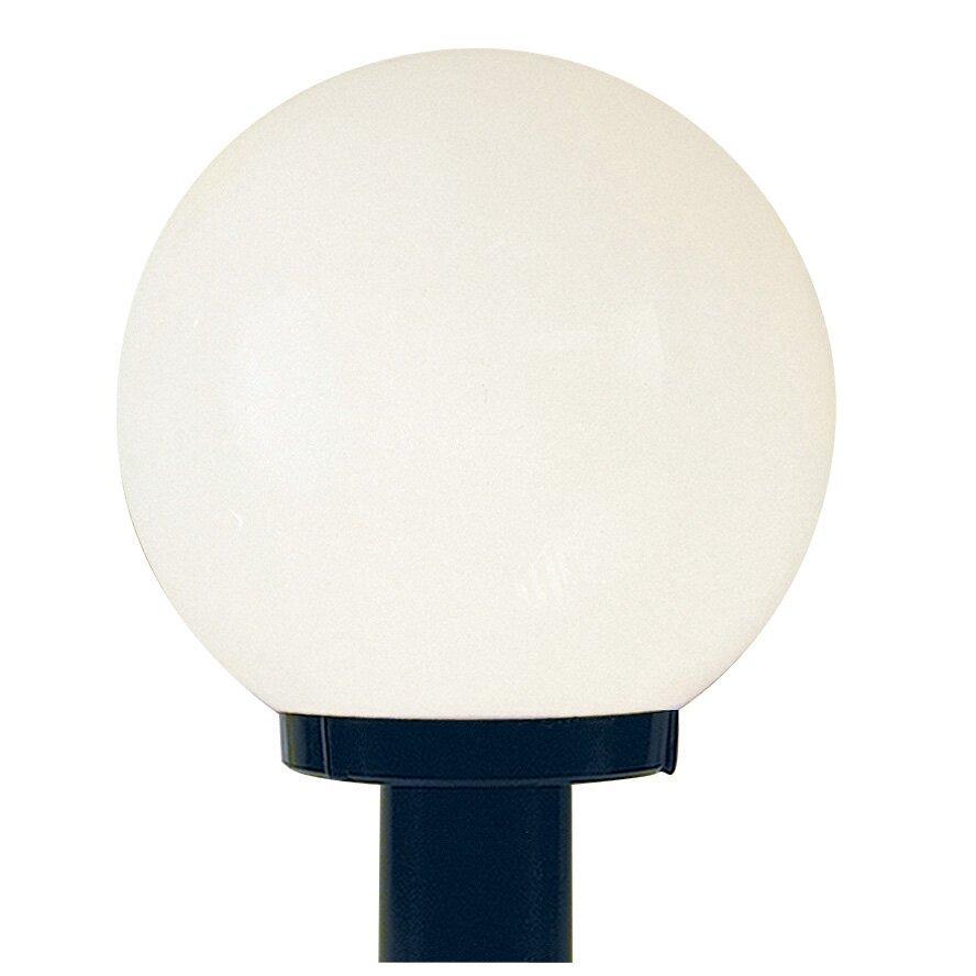 Sunset Lighting Globe 1 Light Outdoor Post Light Amp Reviews