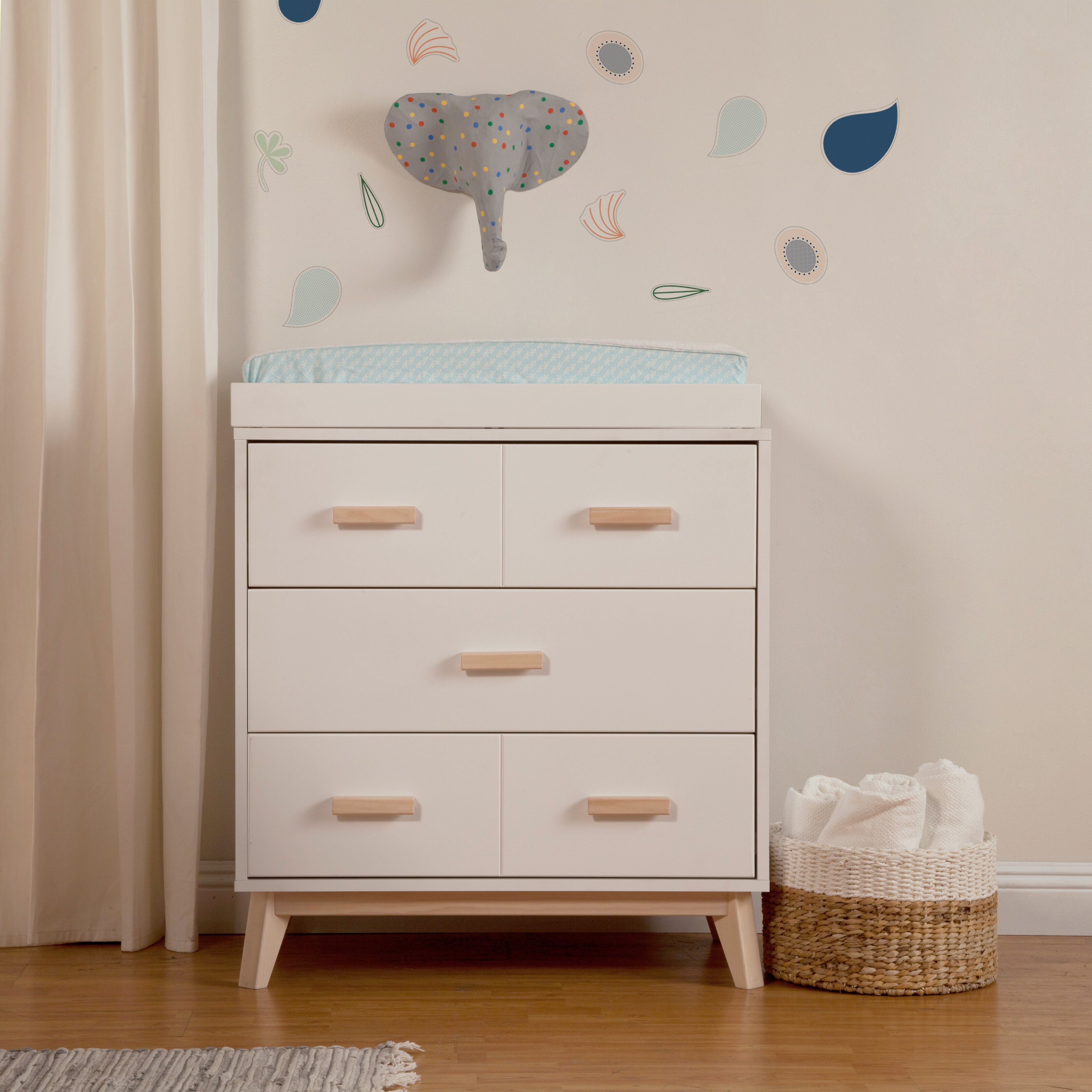 Babyletto Scoot 3 Drawer Changing Table Amp Reviews Wayfair