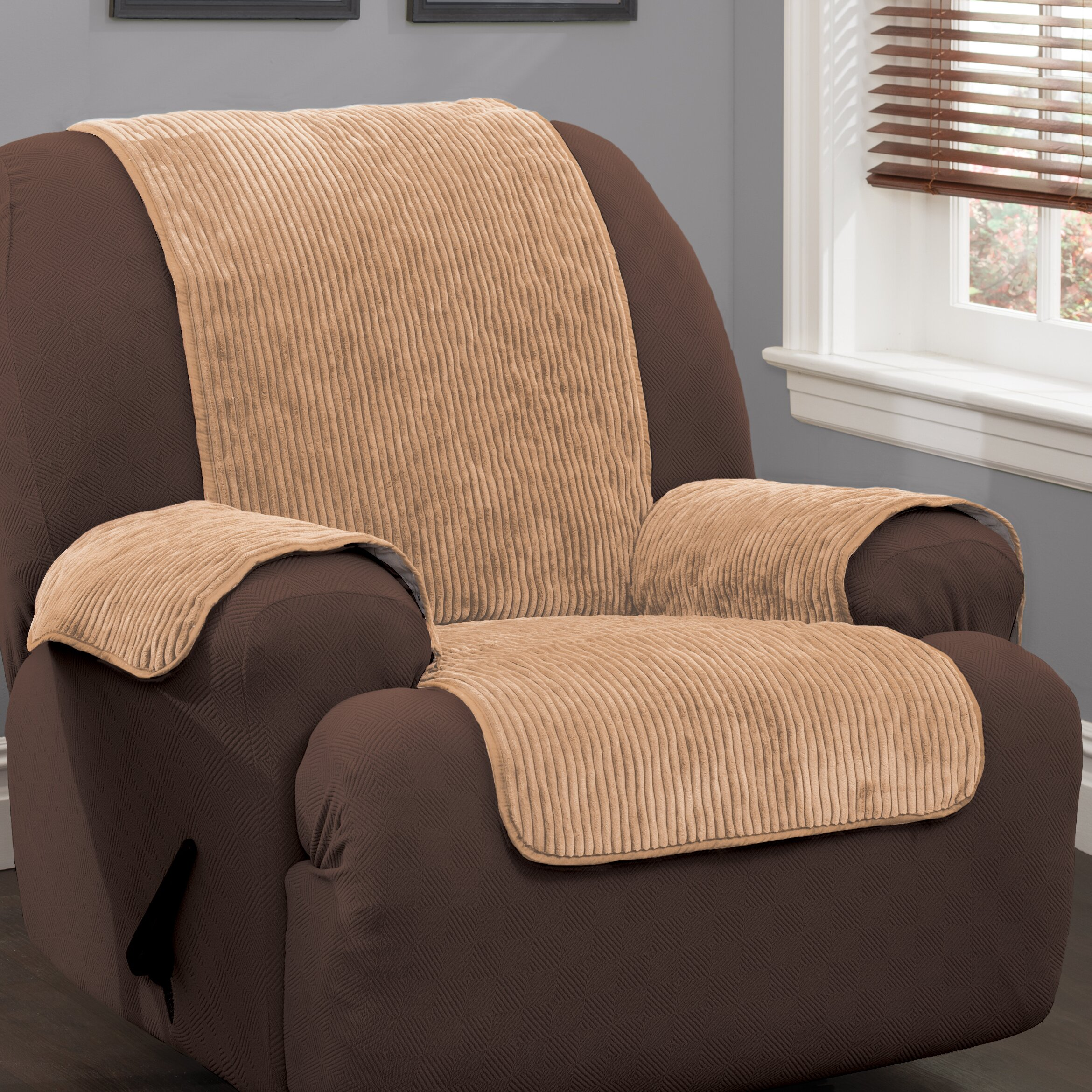 recliner slipcover wayfair