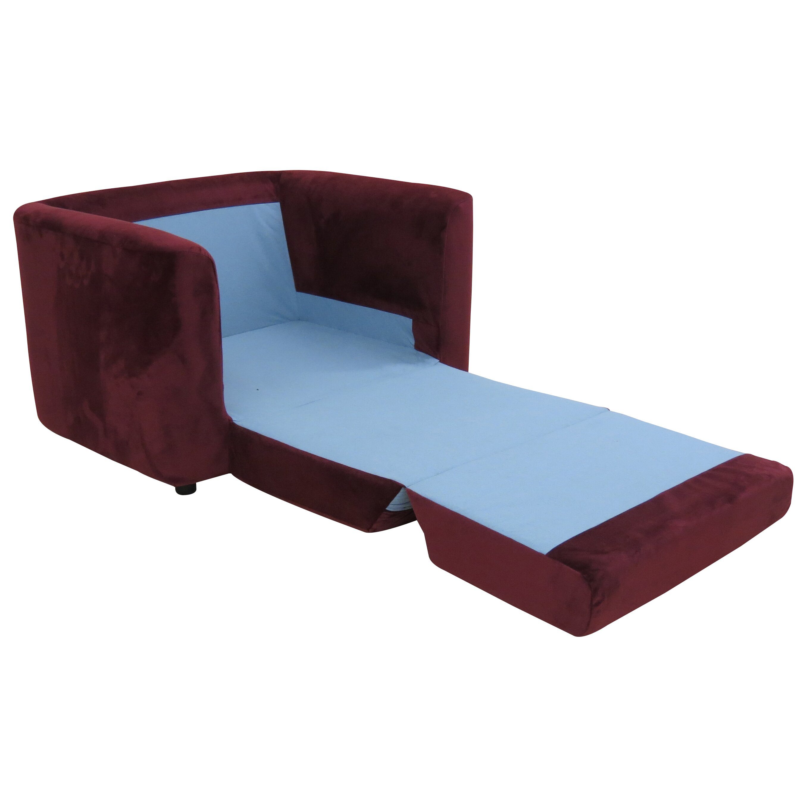 Fox Hill Trading Sandy Kids Sleeper Chair & Reviews
