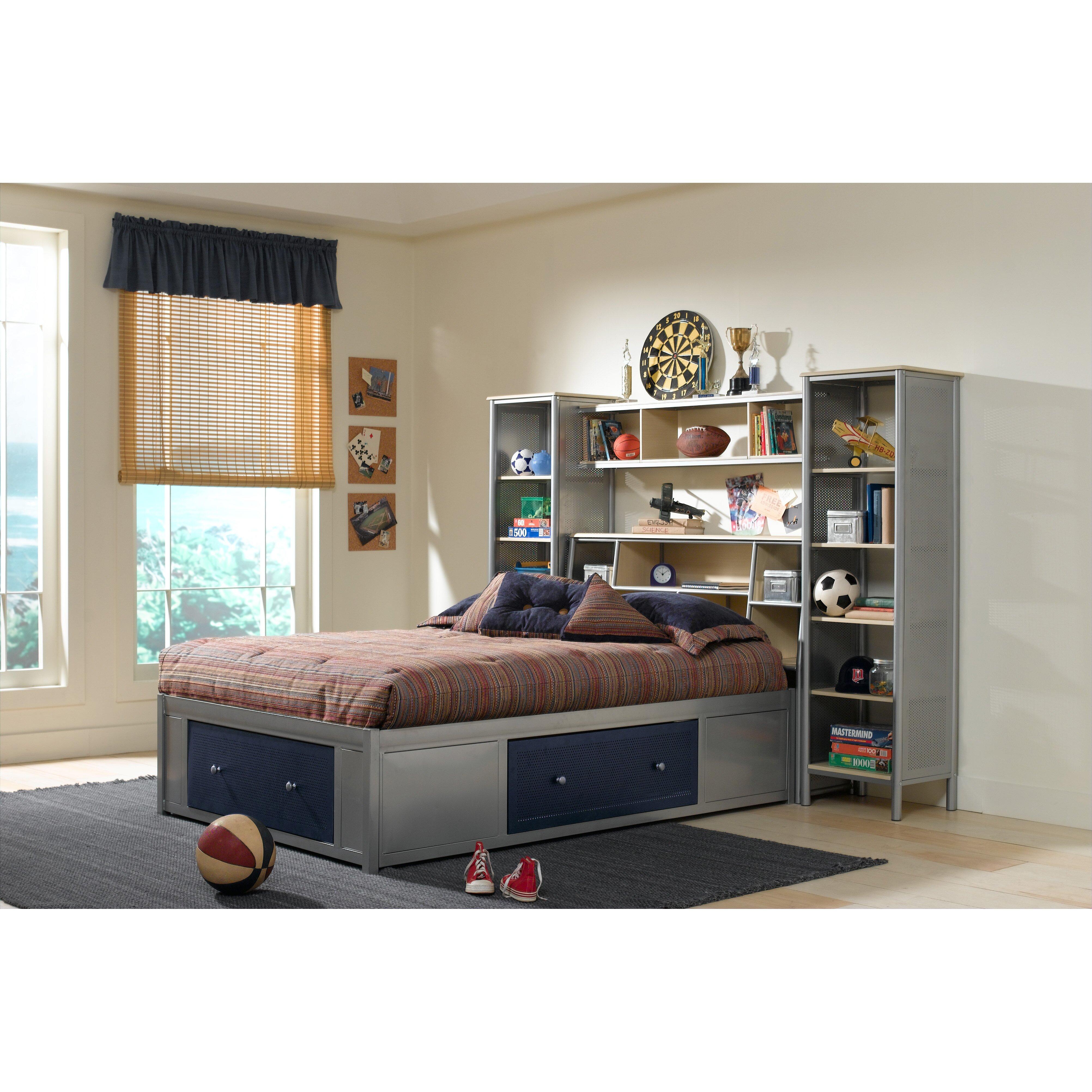 Hillsdale Universal Youth Platform 3 Piece Bedroom Set