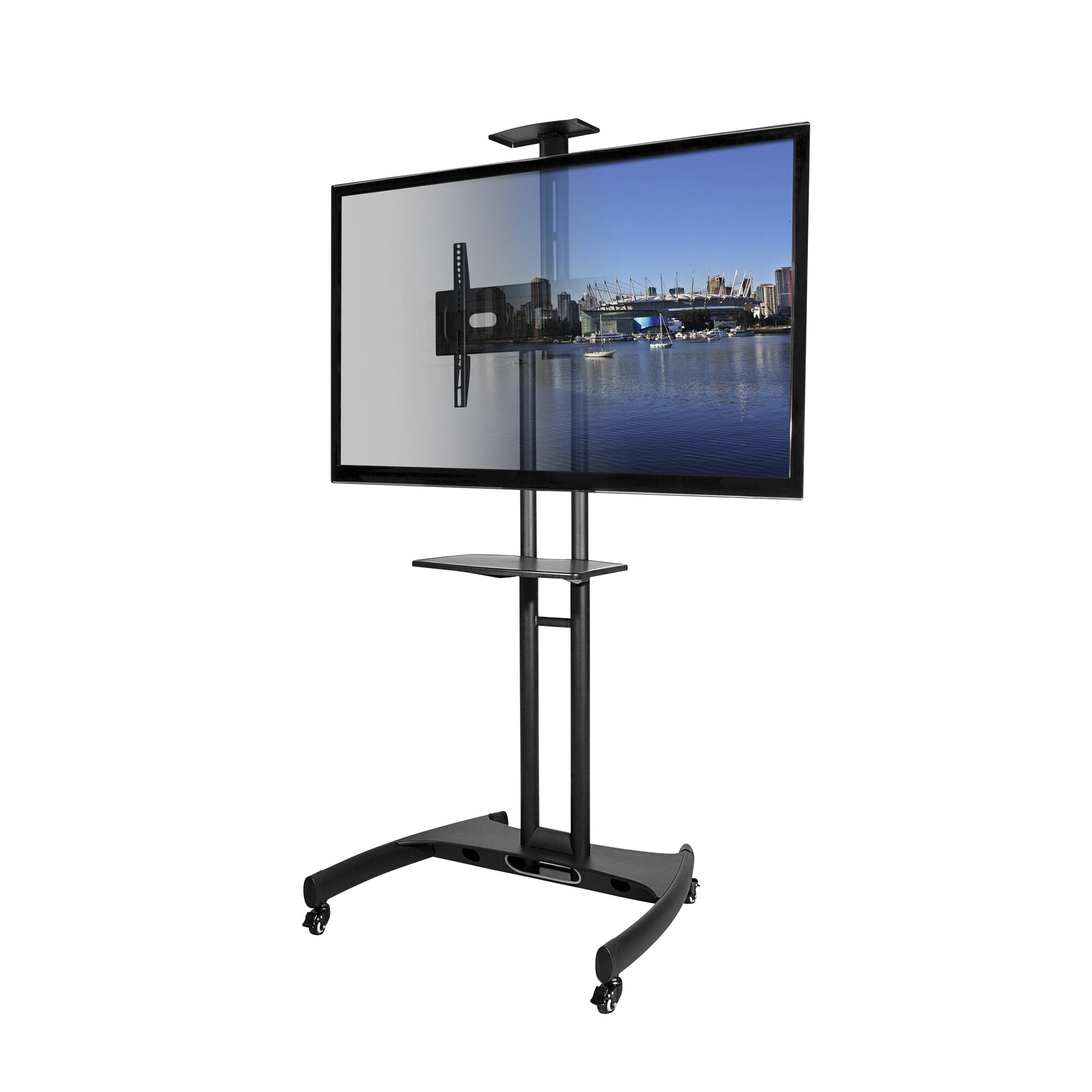 "Kanto Mobile TV Stand for 37""-65"" Flat Panel Screens & Reviews 