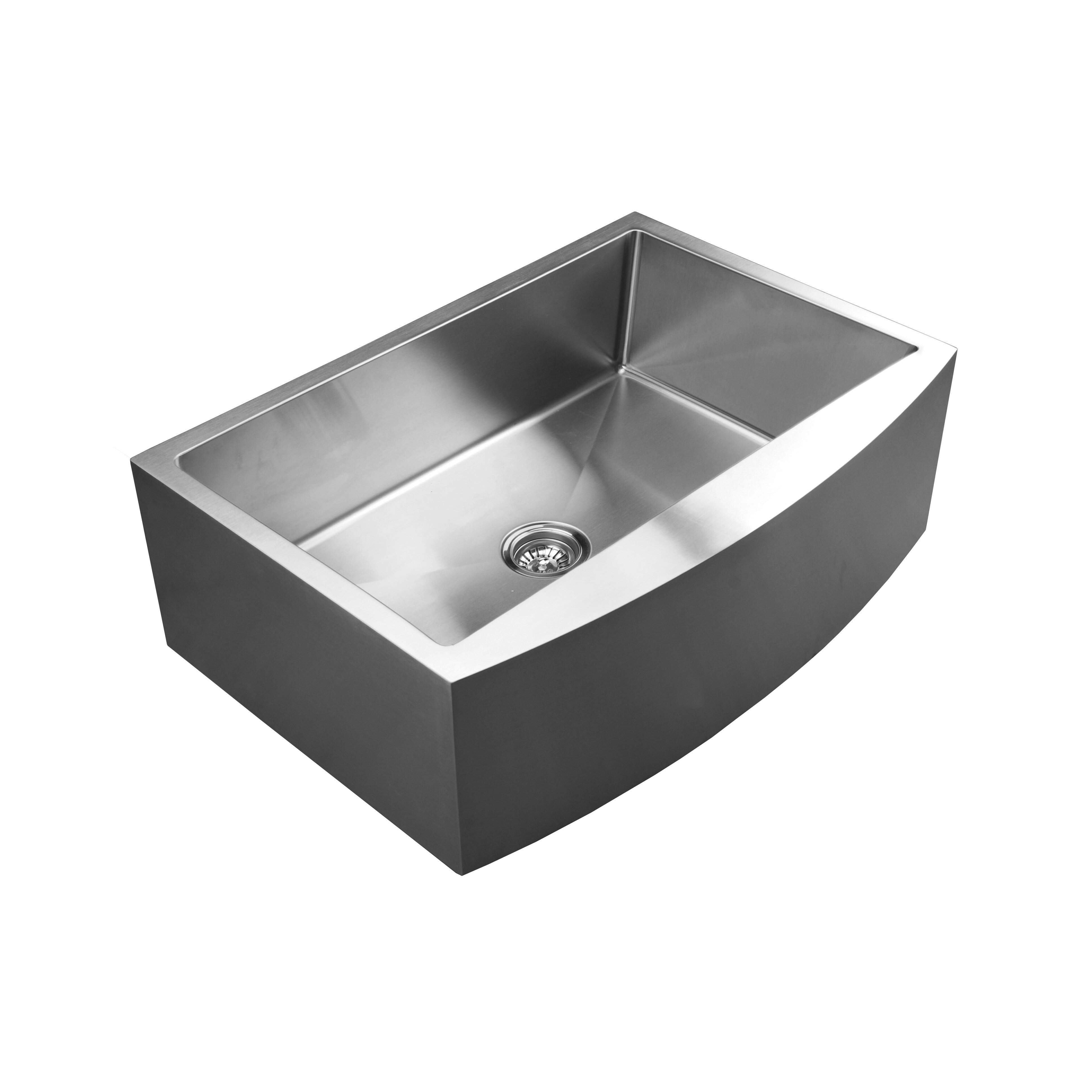 33 Apron Sink : 33