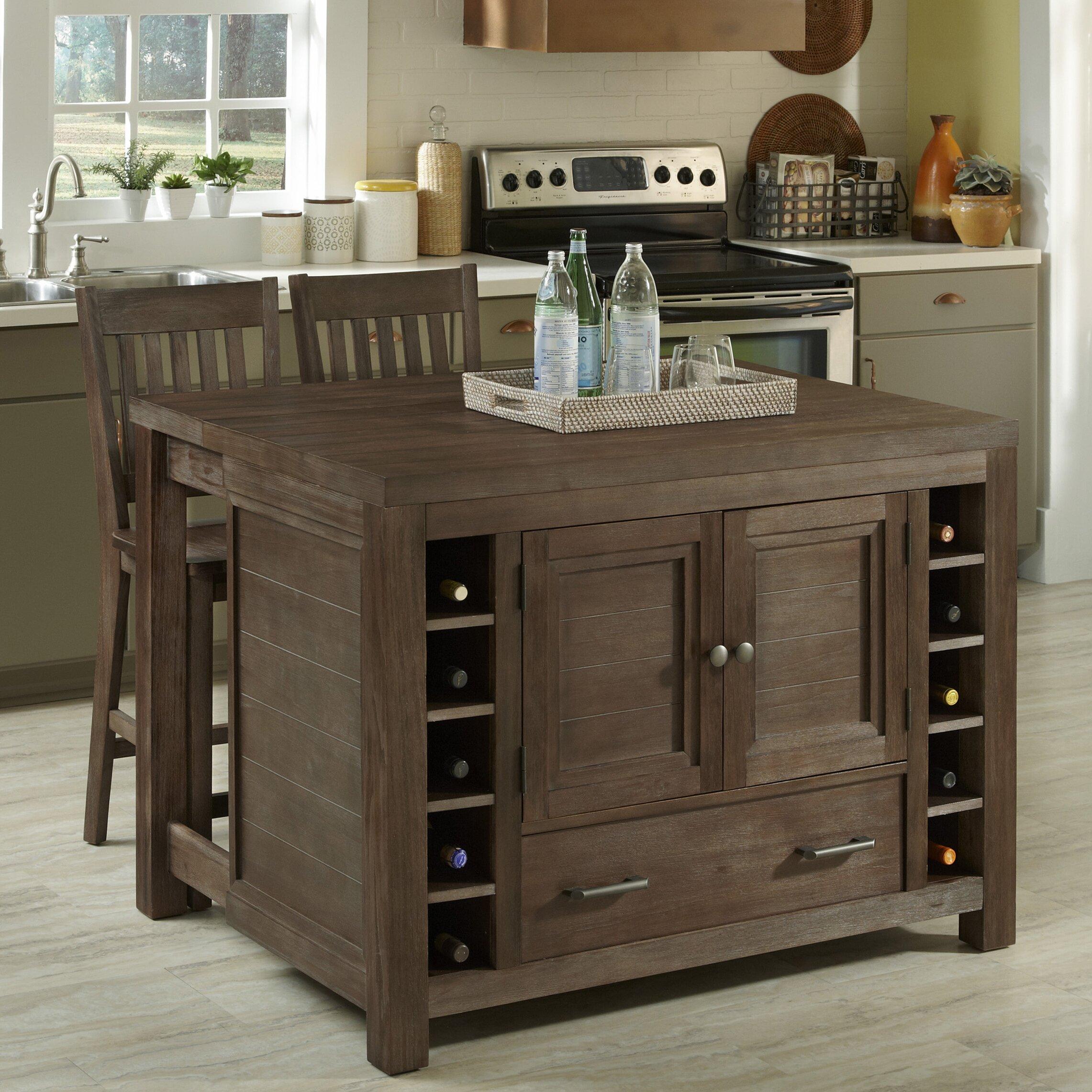 28+ [ Kitchen Island Set ] | Home Styles Aspen 3 Piece Kitchen ...