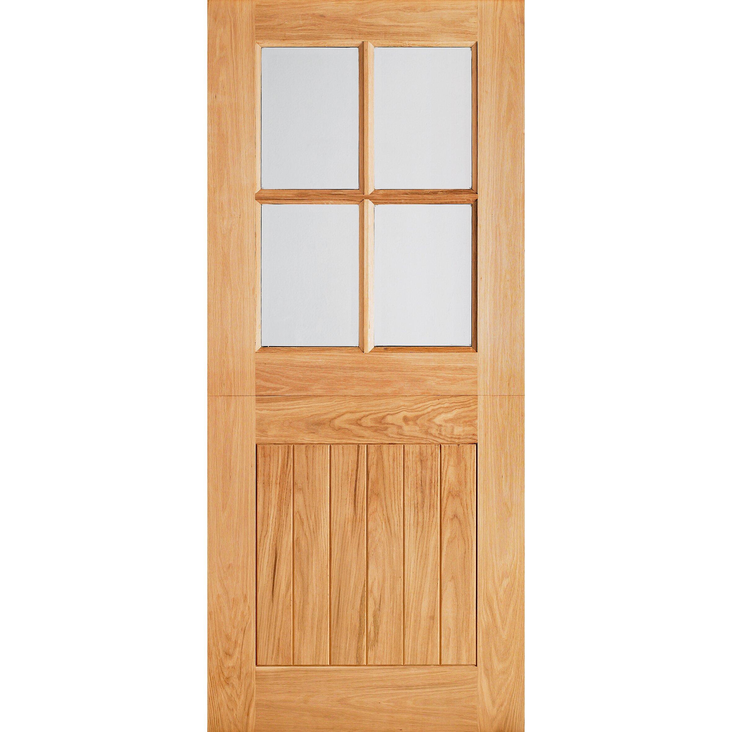 Remarkable 4 Panel Glazed Front Door Ideas - Plan 3D house - goles ...