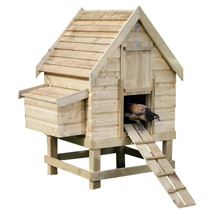 rowlinson small chicken coop 1
