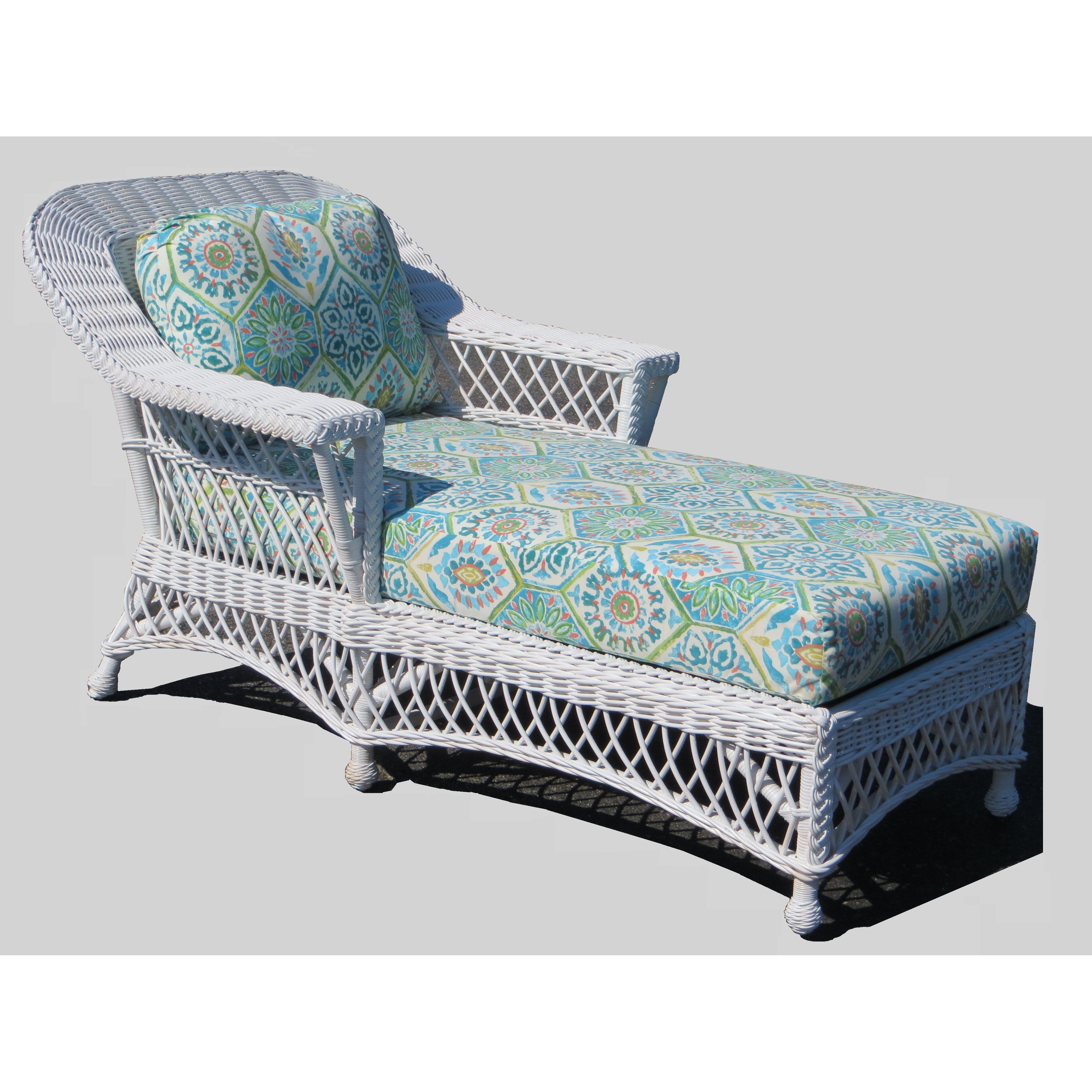 Spice islands bar harbor chaise lounge reviews wayfair for Chaise lounge bar