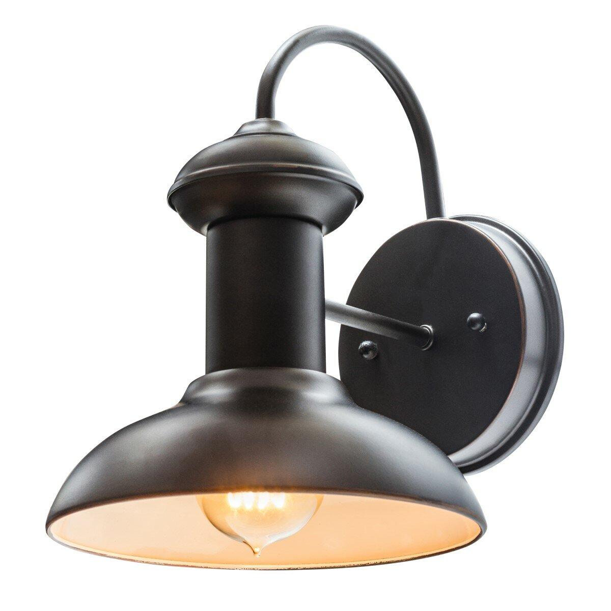 Globe Electric Company 1 Light Outdoor Barn Light ...