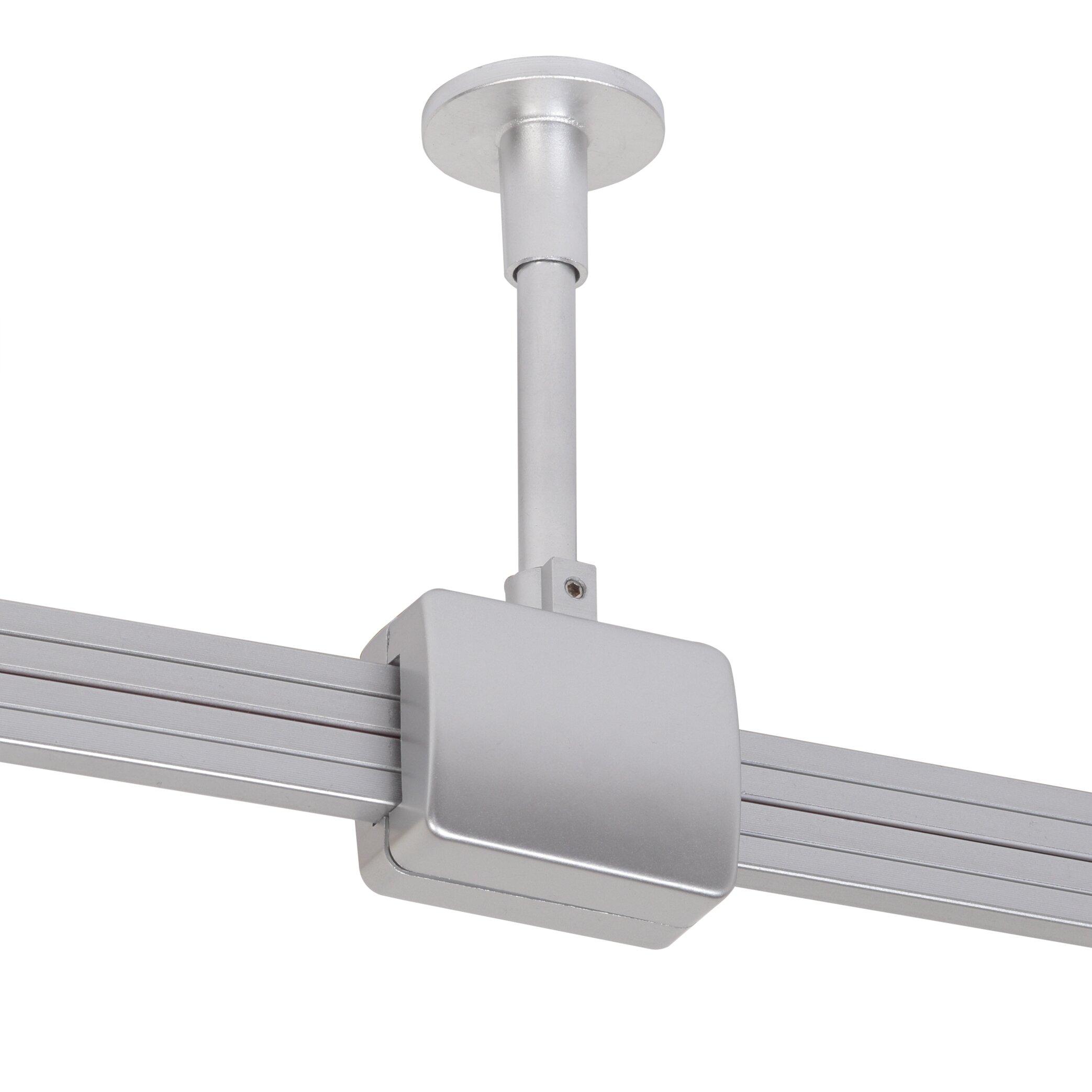 jayson 6 light flex full track lighting kit by globe electric company. Black Bedroom Furniture Sets. Home Design Ideas