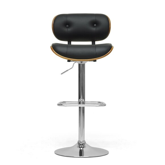 Wholesale Interiors Baxton Studio Adjustable Height Swivel
