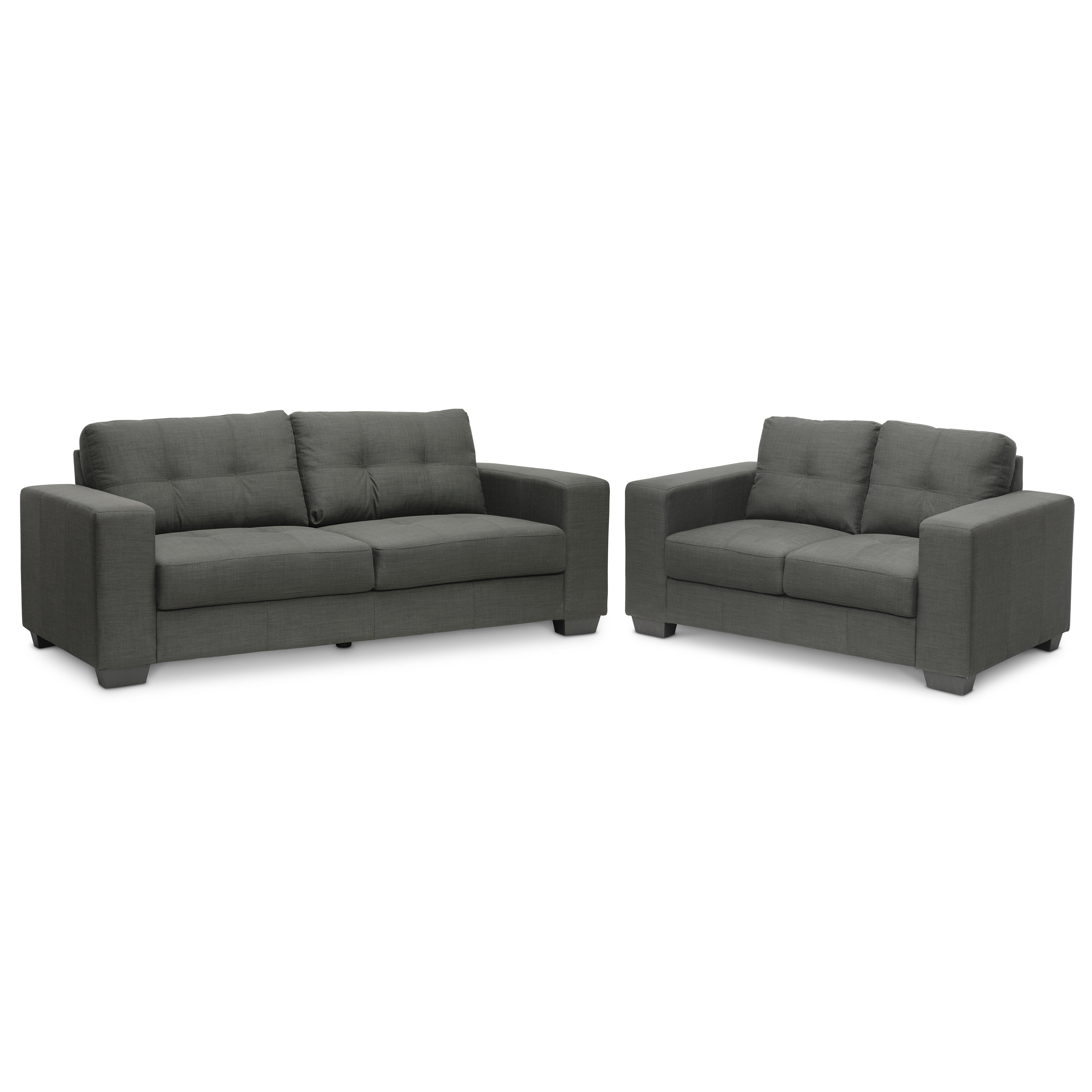 Westerlund 2 piece sofa set wayfair for 2 piece sofa set