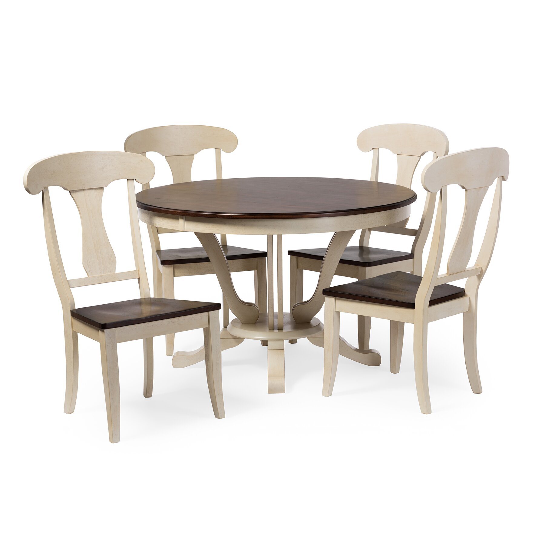Baxton Studio Dining Table Wayfair