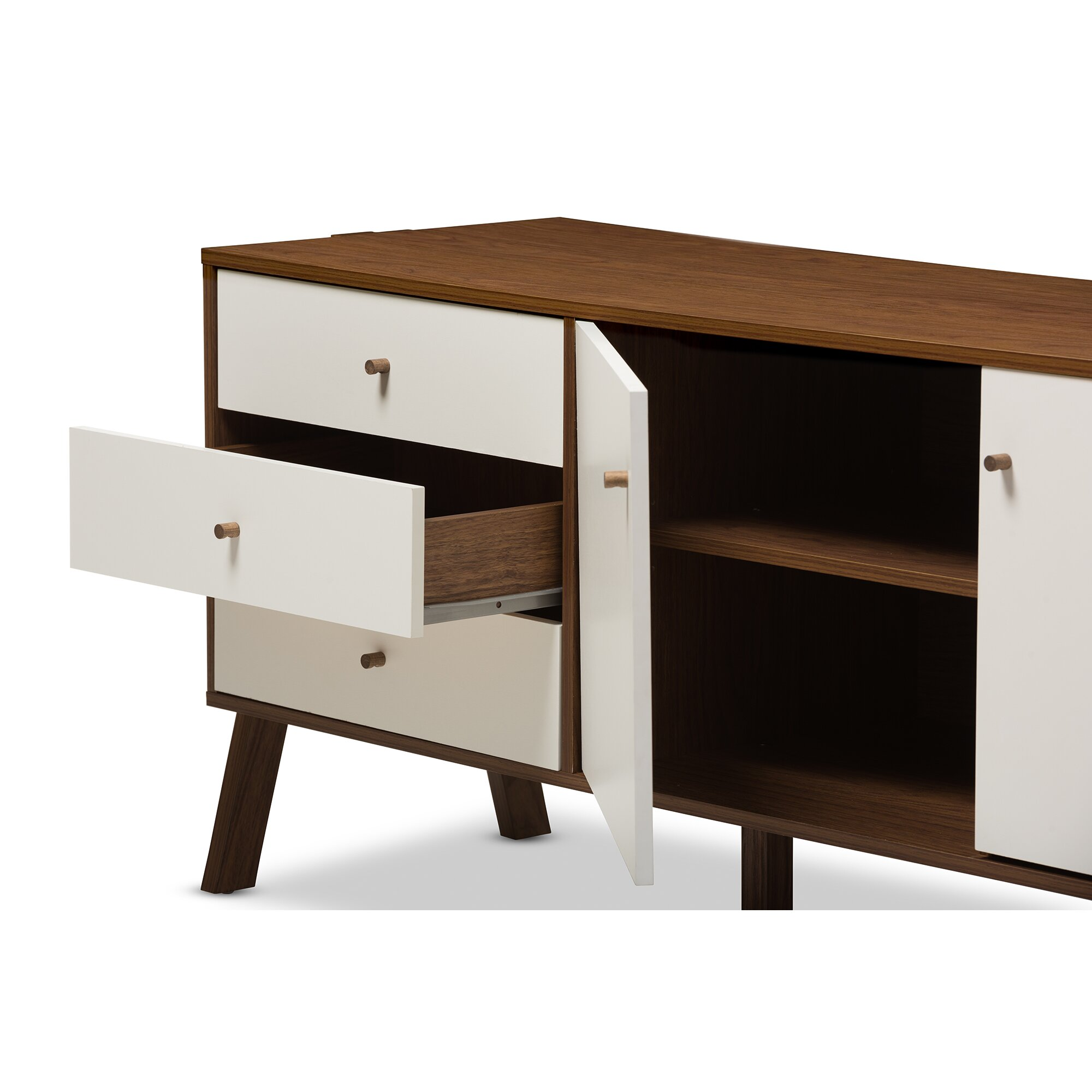 wholesale interiors harlow mid century modern scandinavian. Black Bedroom Furniture Sets. Home Design Ideas