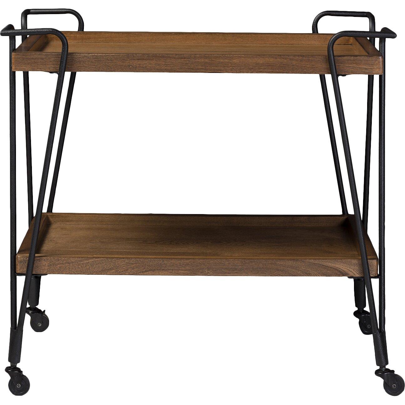 Alera Industrial Kitchen Carts At Lowes Com: Wholesale Interiors Alera Serving Cart & Reviews