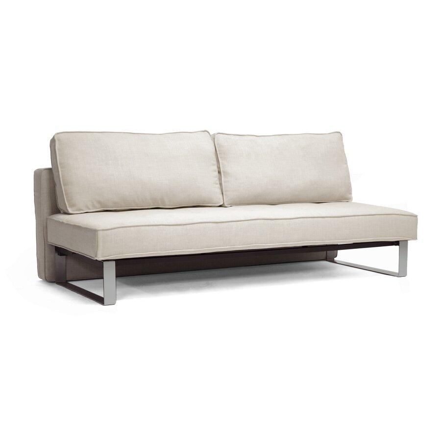 baxton studio shelby sleeper sofa by wholesale interiors