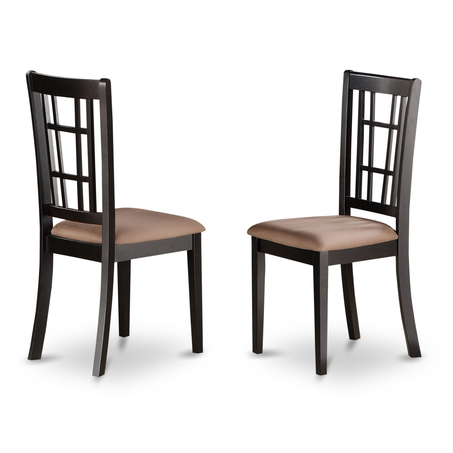 East West Nicoli 6 Piece Dining Set: East West Nicoli Side Chair & Reviews