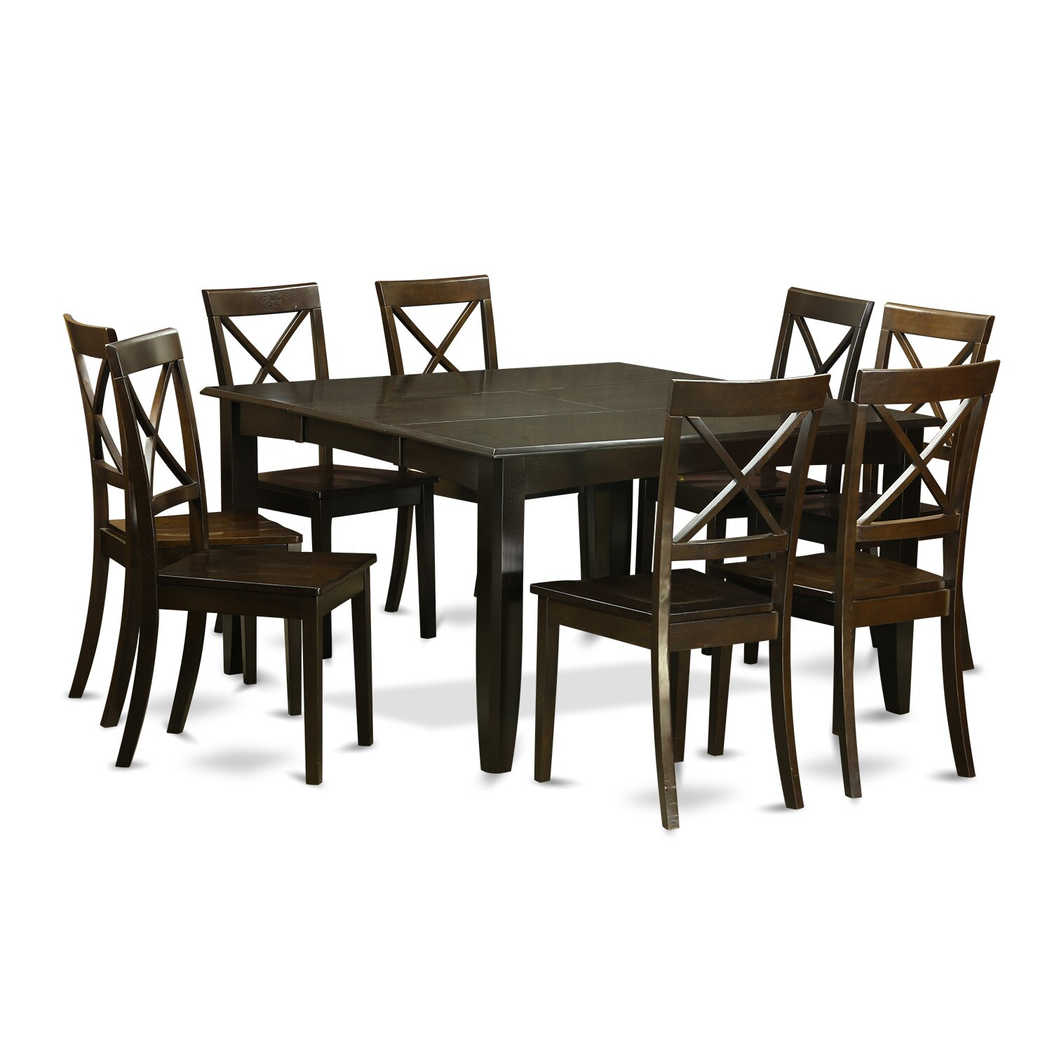 9 Piece Dining Table Set For 8 Dining Room Table With 8: Parfait 9 Piece Dinning Set