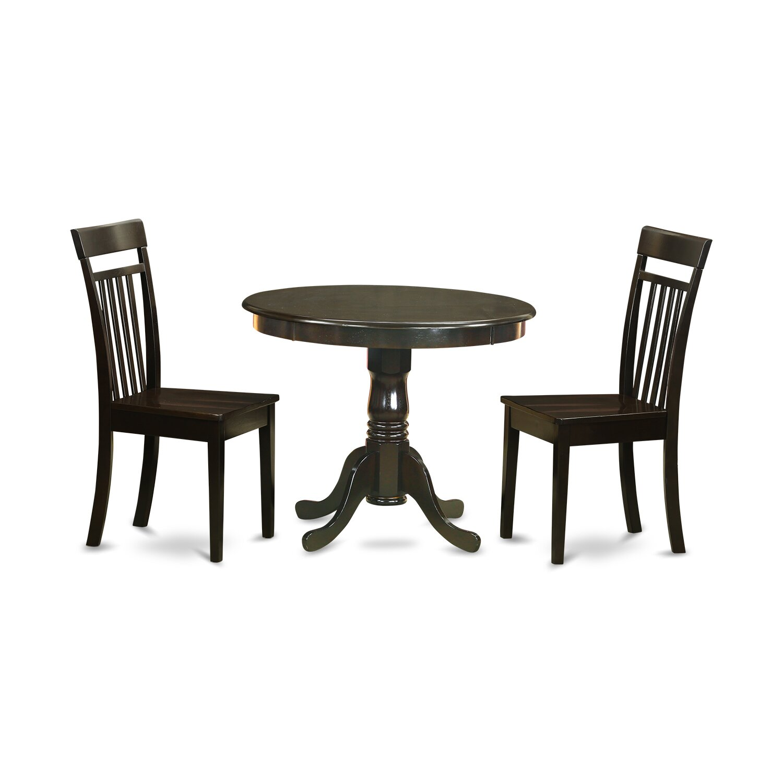 3 Piece Dining Set Wayfair