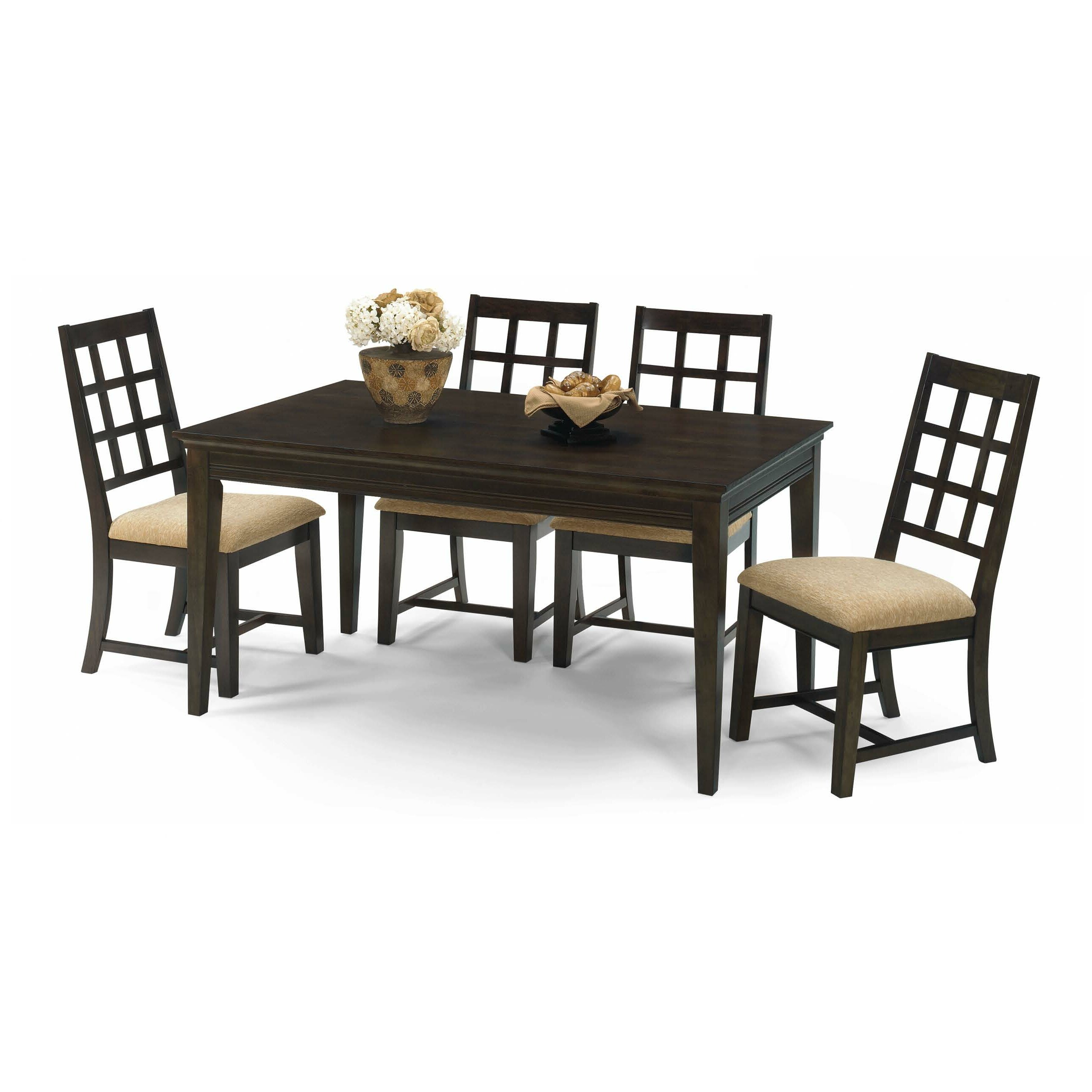 Progressive Furniture Casual Traditions Dining Table Reviews