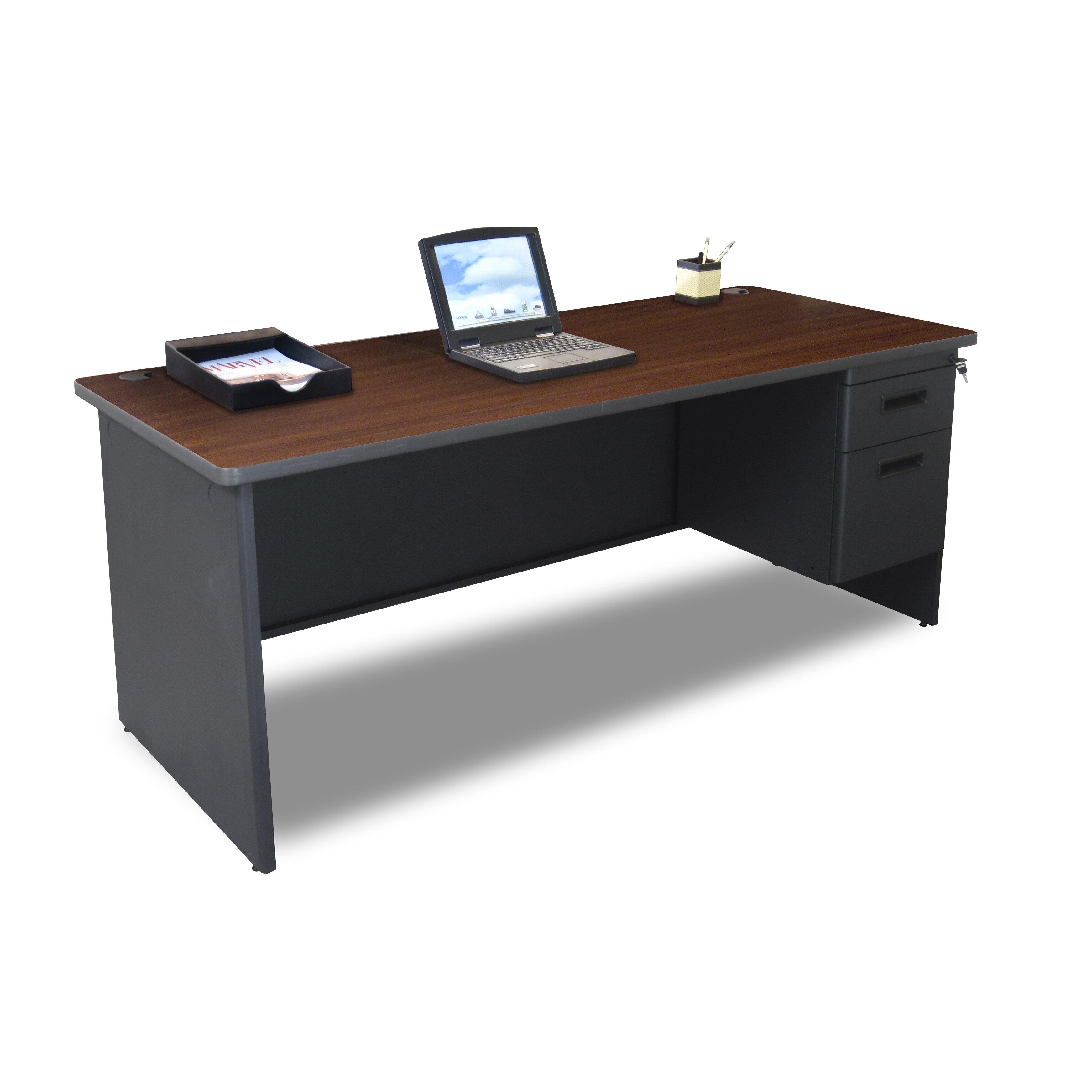 Supply Furniture  All Desks Marvel Office Furniture SKU: ELV1020