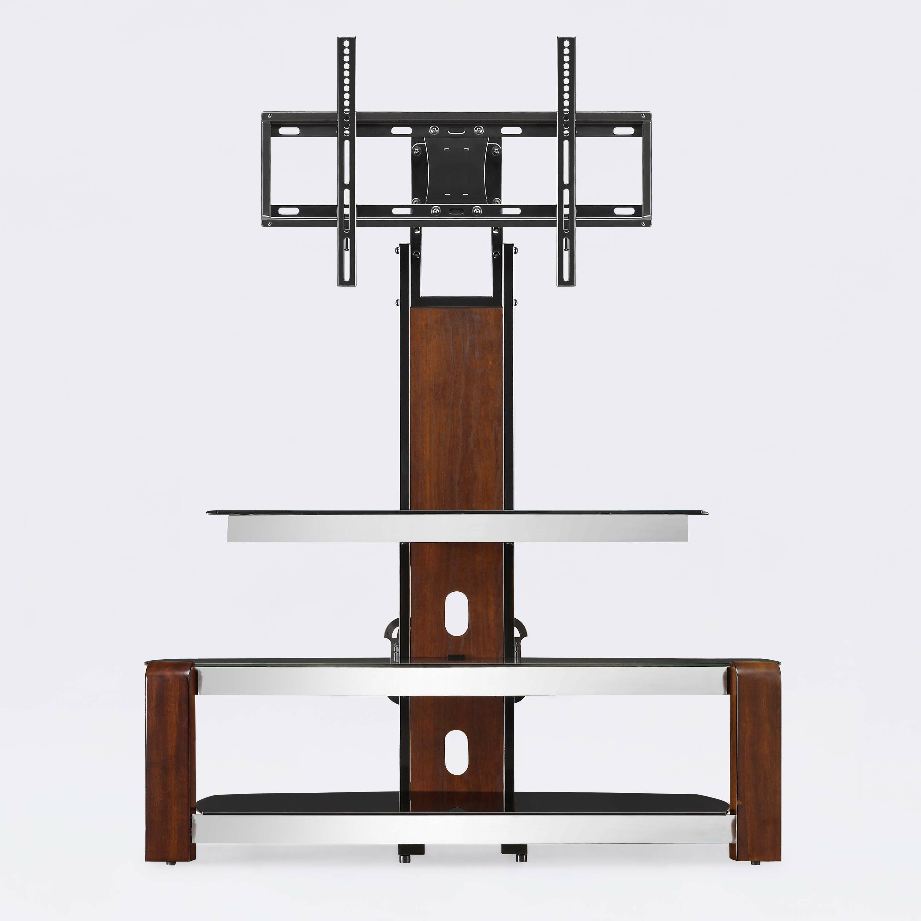 Whalen furniture london tv stand reviews wayfair for Table tv bois