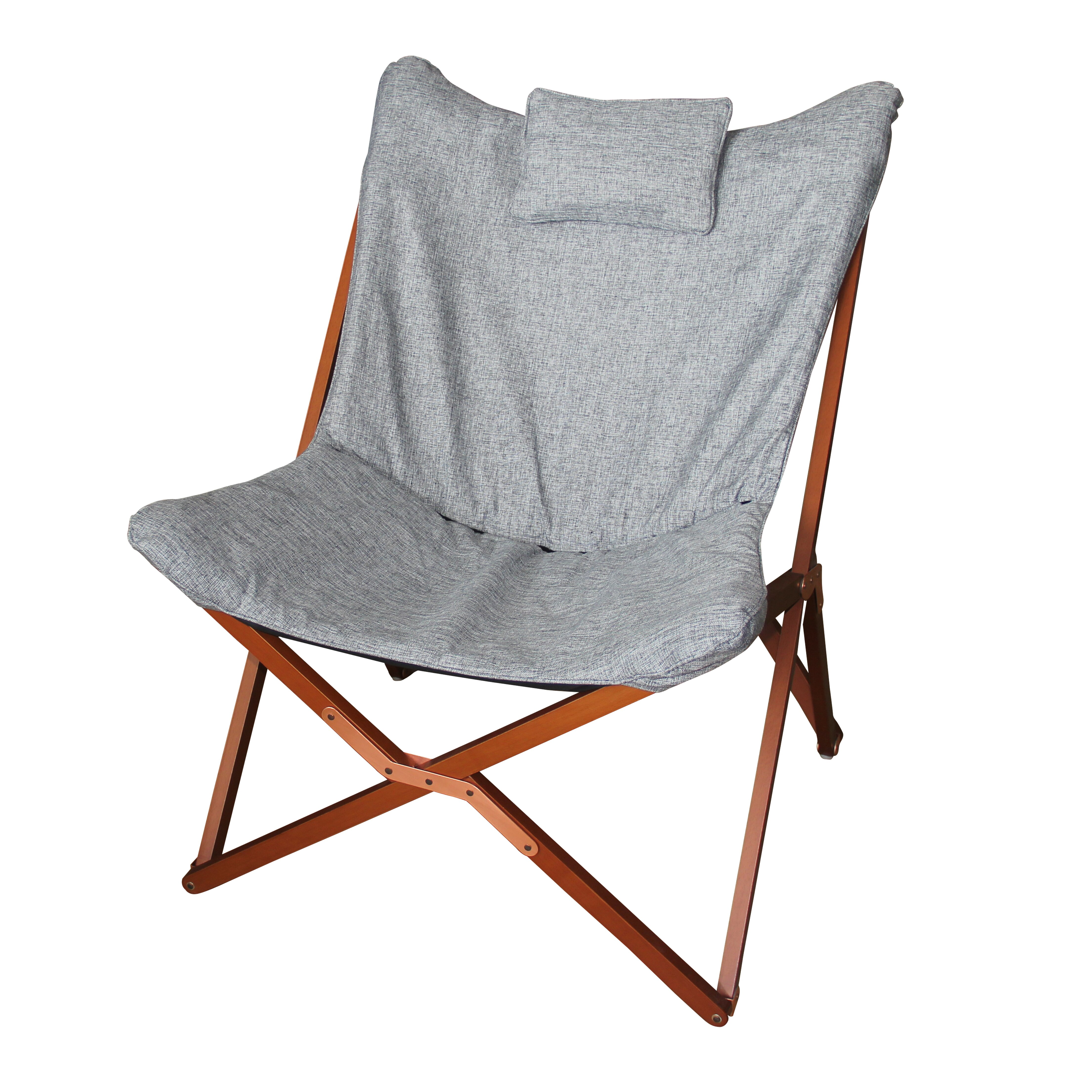 Idea nuova realtree outdoor butterfly papasan chair - Butterfly Folding Chair