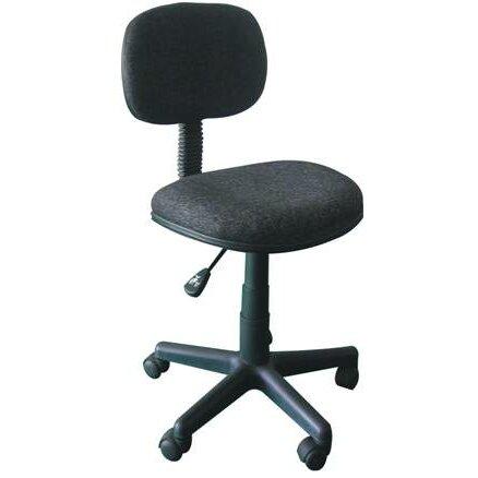 Hodedah Adjustable Low Back Office Chair Reviews Wayfair