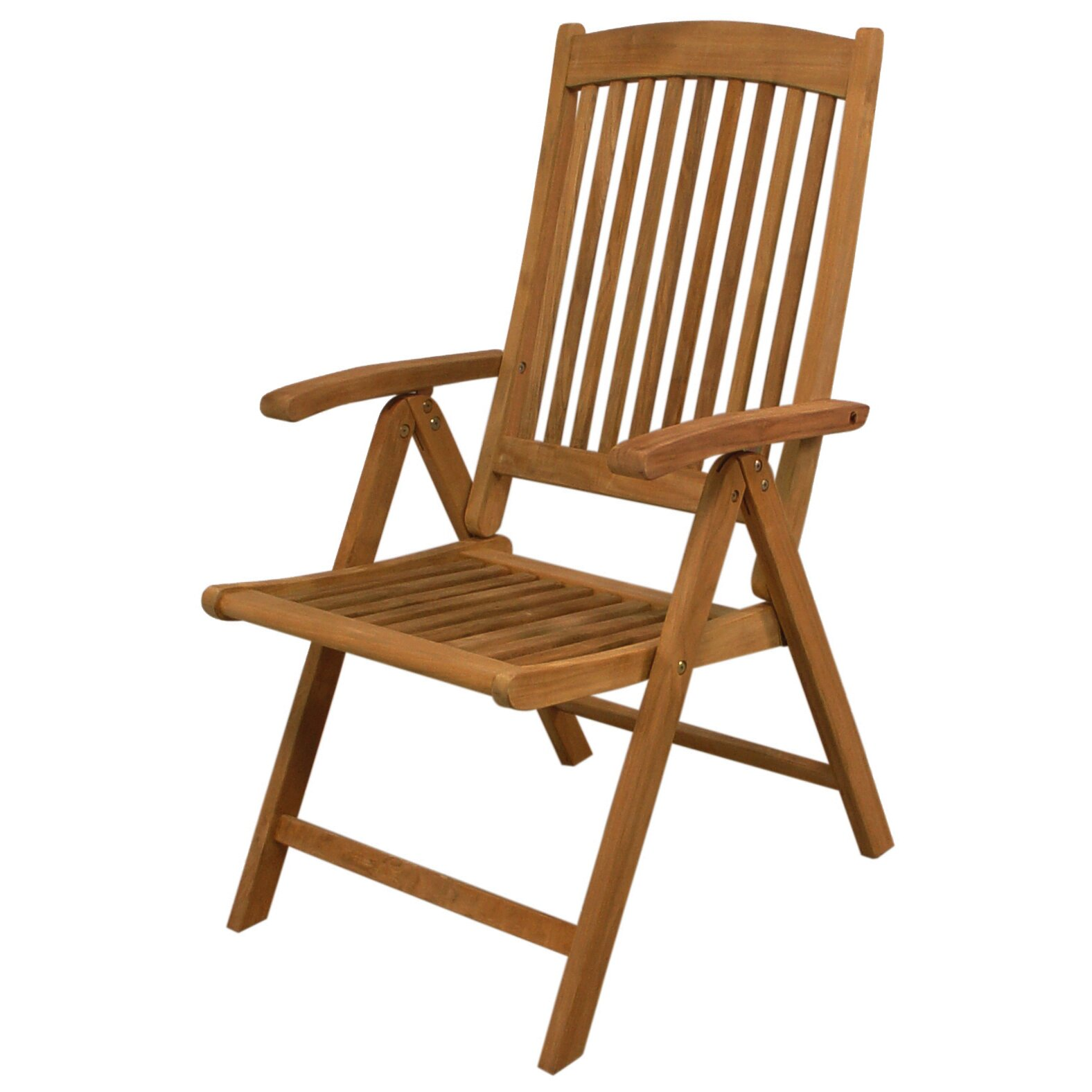 Folding Dining Chairs ~ Avalon folding dining arm chair wayfair