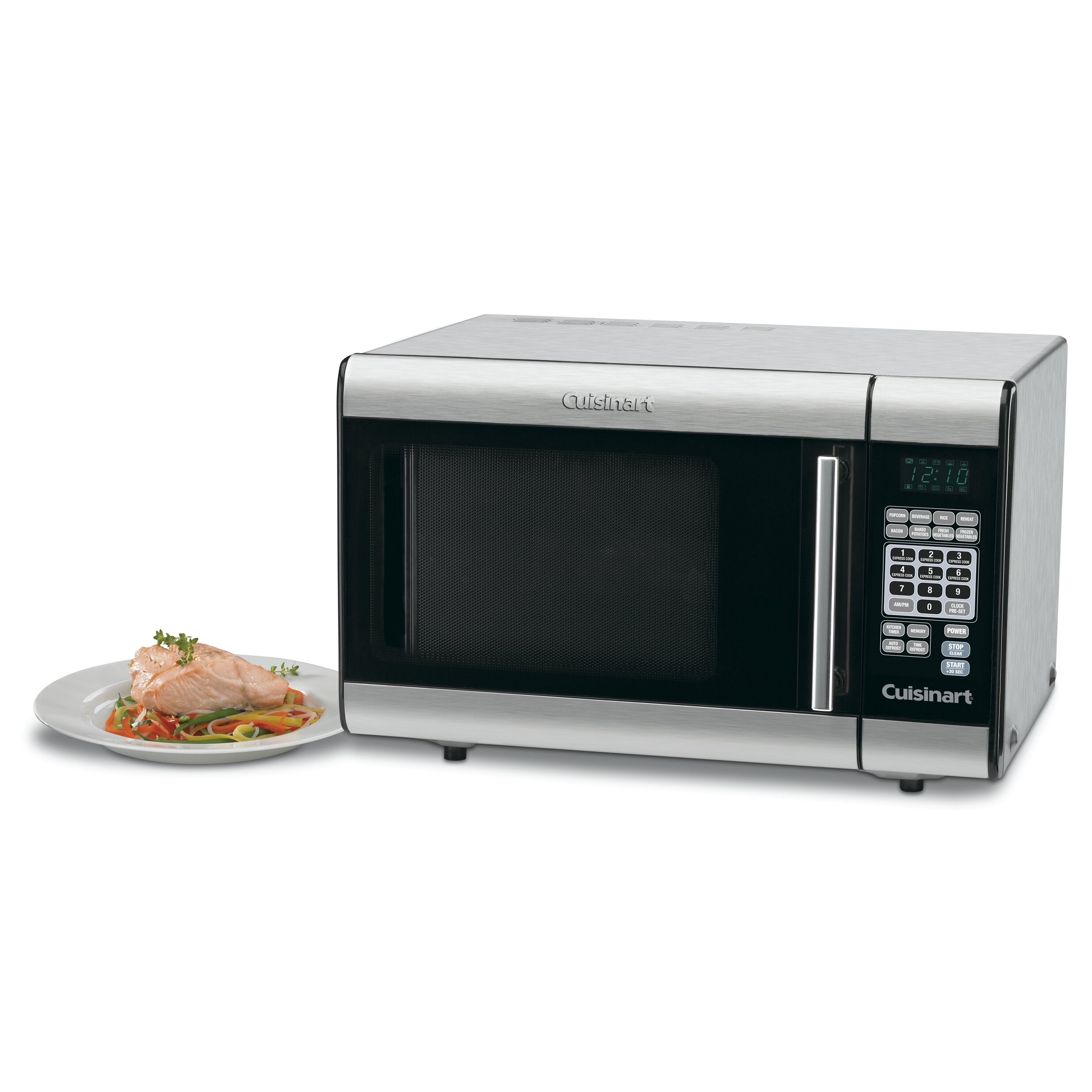 Microwave Convection Oven Sharp R830bk 900 Watts
