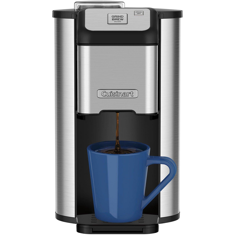 Cuisinart Single Cup Grind & Brew Coffee Maker & Reviews Wayfair